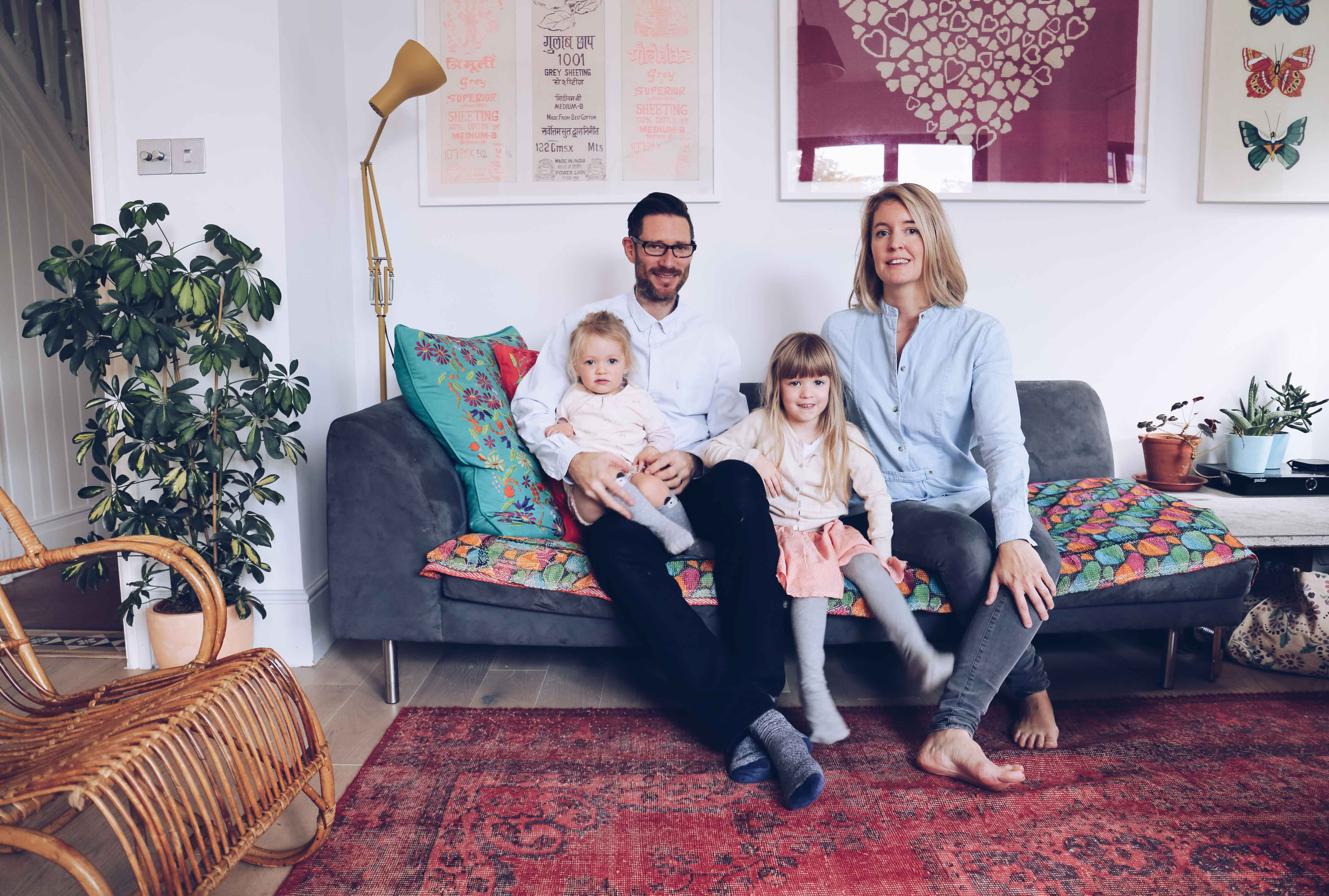 London designer Lulu Watts on moving to India, personal rediscovery and family life