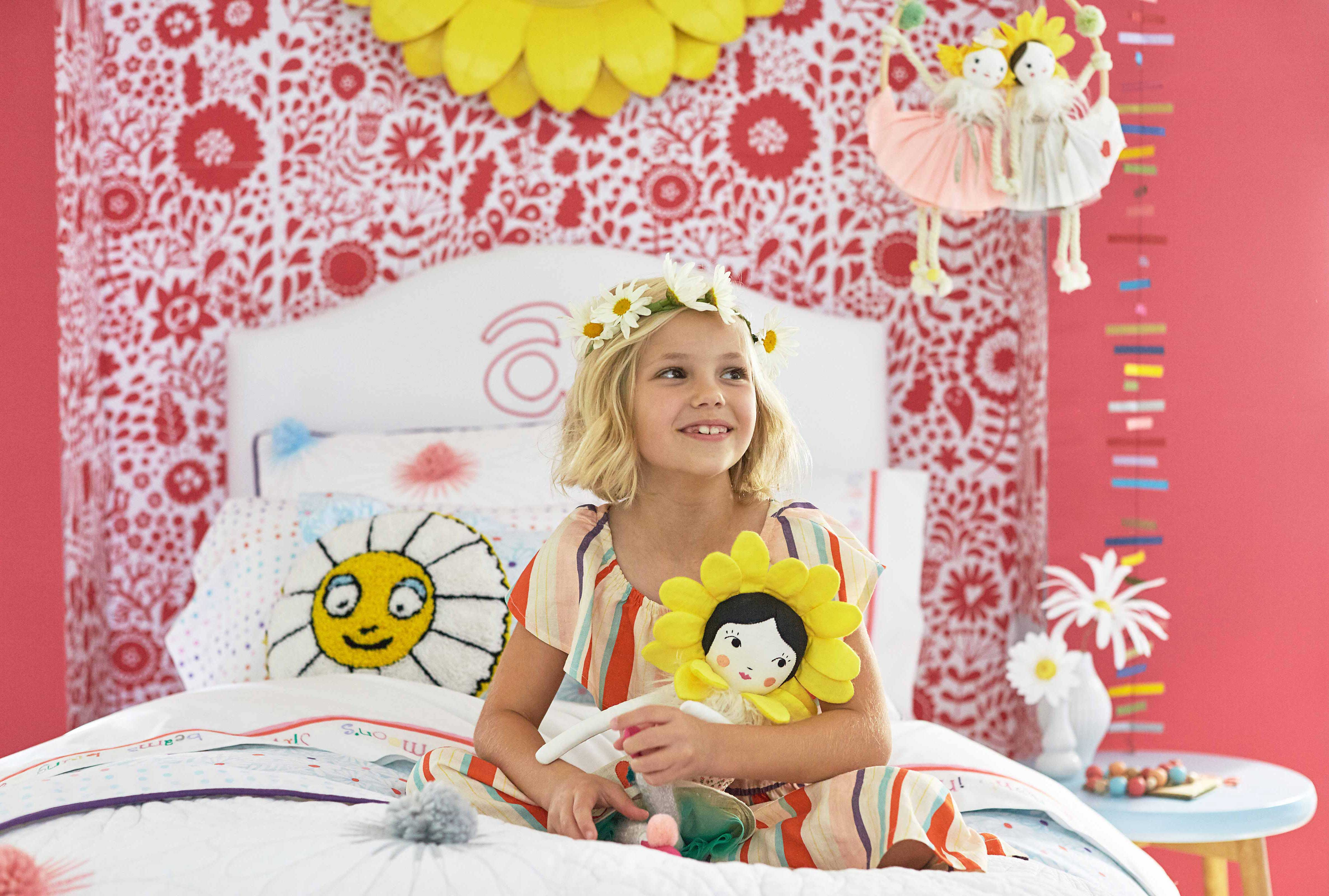 Margherita Missoni on her new collaboration with Pottery Barn Kids