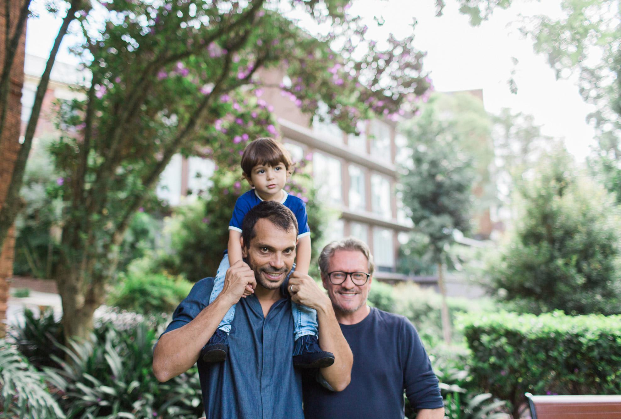 Jayson Brunsdon & Aaron Elias on surrogacy, fashion and fatherhood