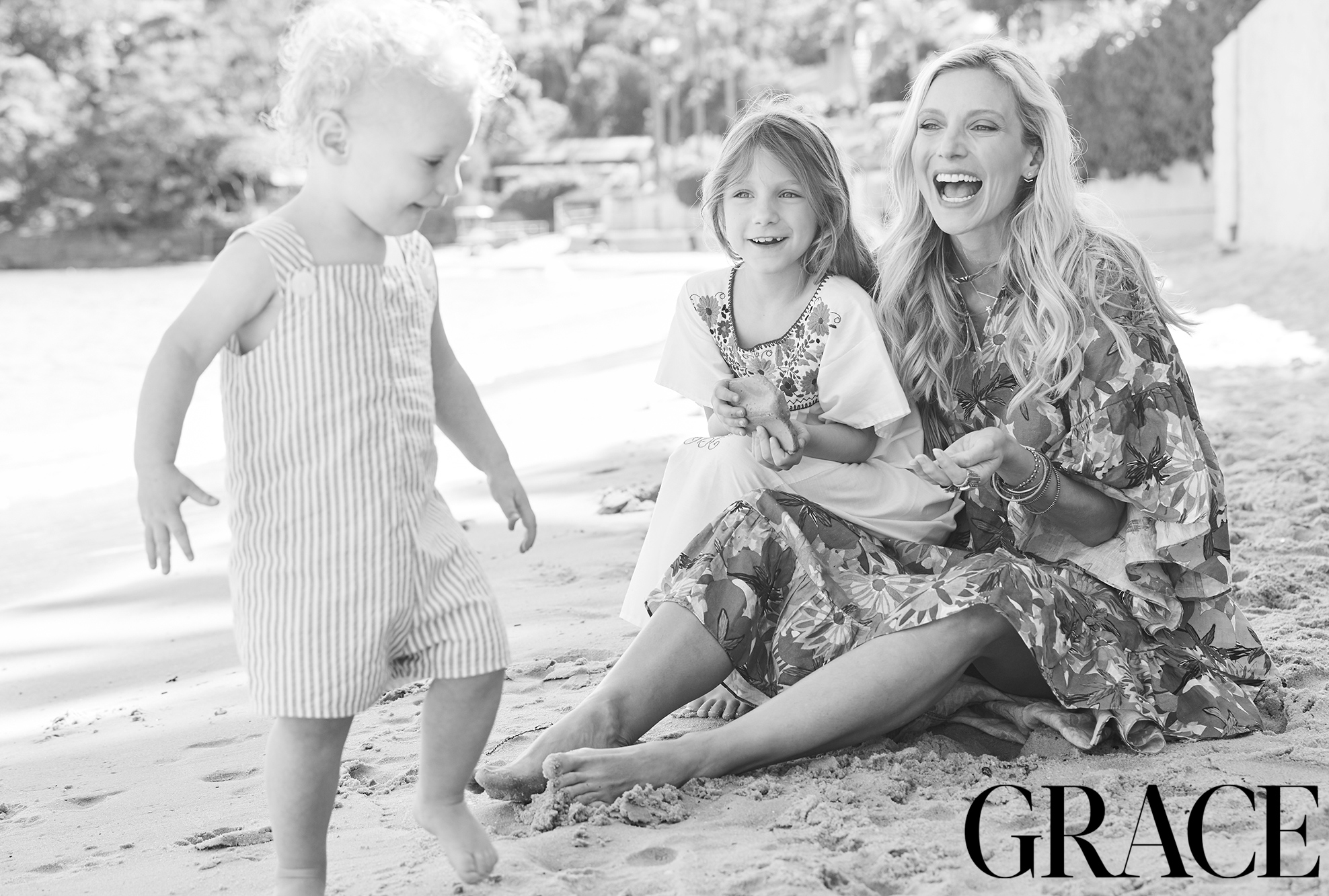 GRACE magazine: Calgary Avansino on health and happiness