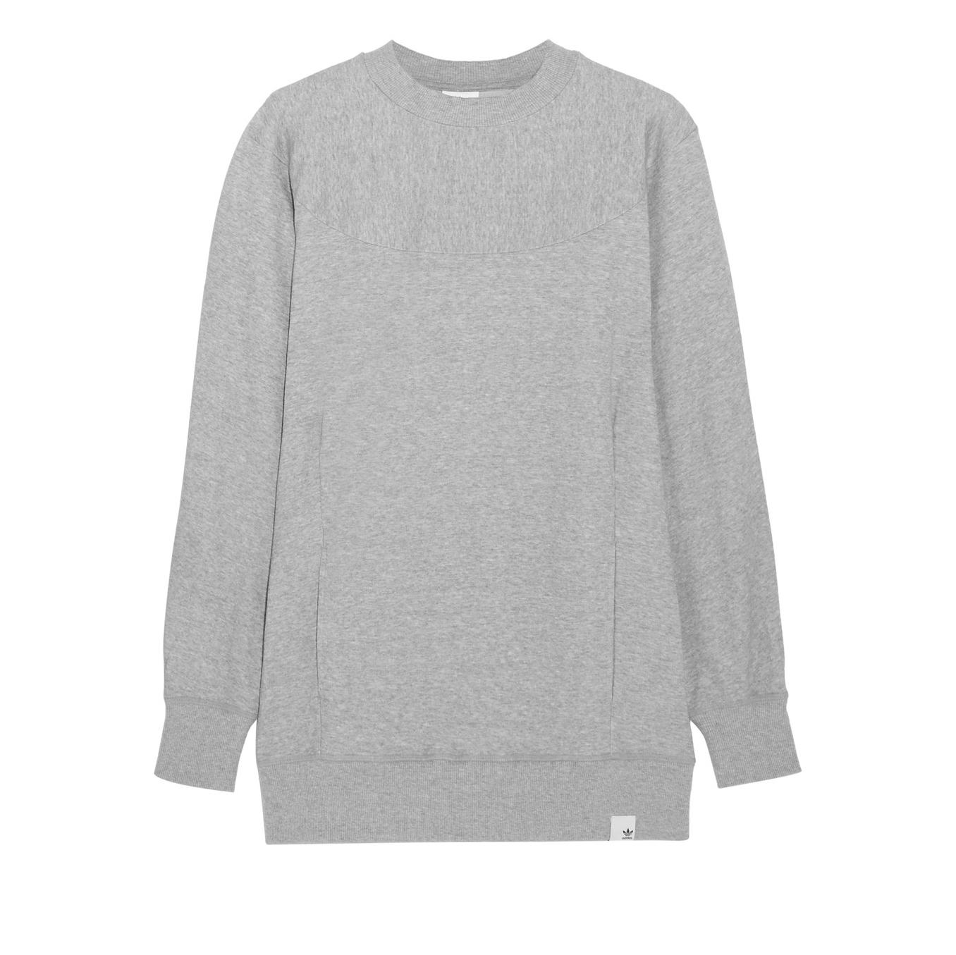 ADIDAS ORIGINALS XbyO cotton-jersey sweatshirt