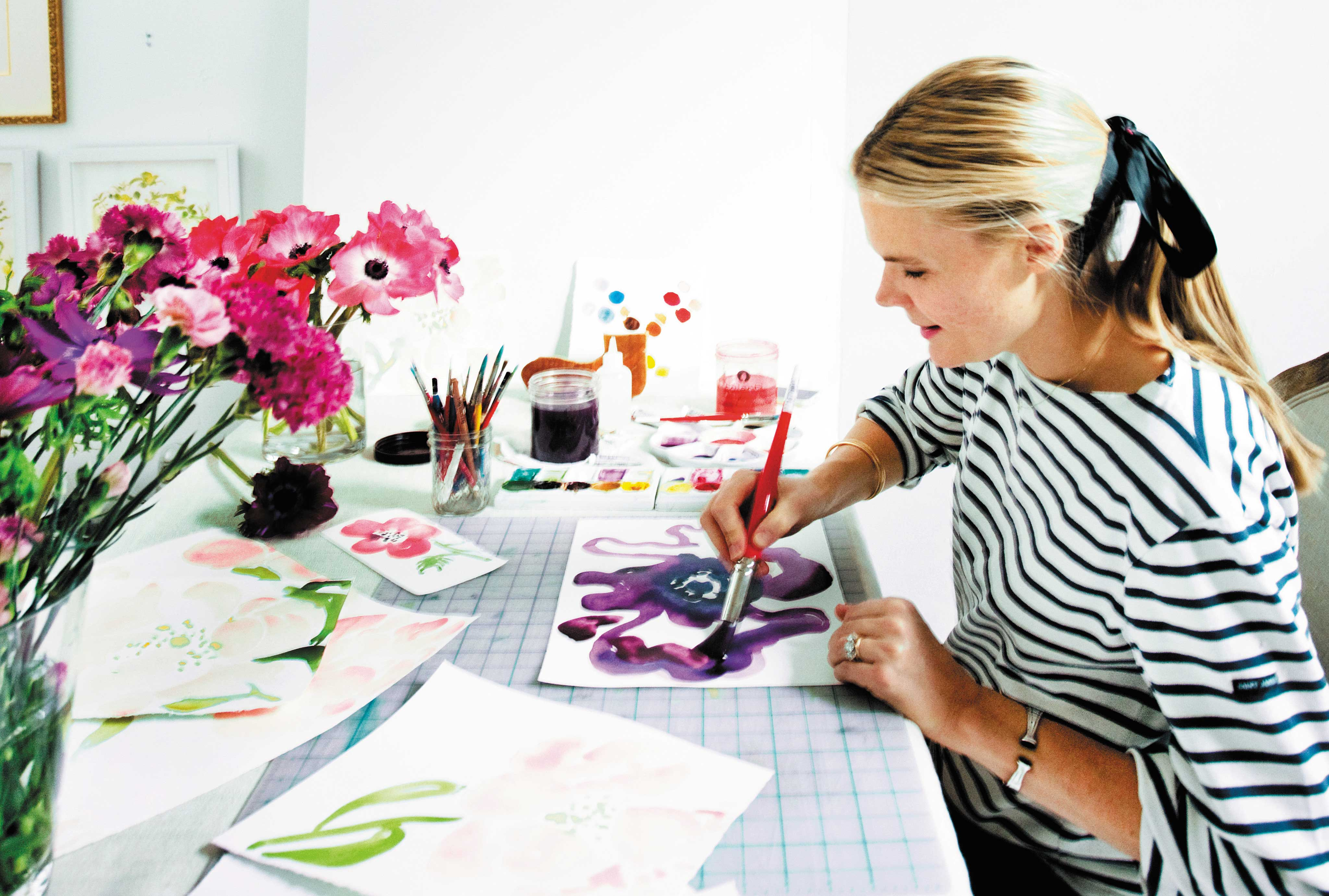 New York-Based Artist and Fashion Creative Kate Schelter is an Expert in Finding (and Celebrating!) Your Own Personal Style