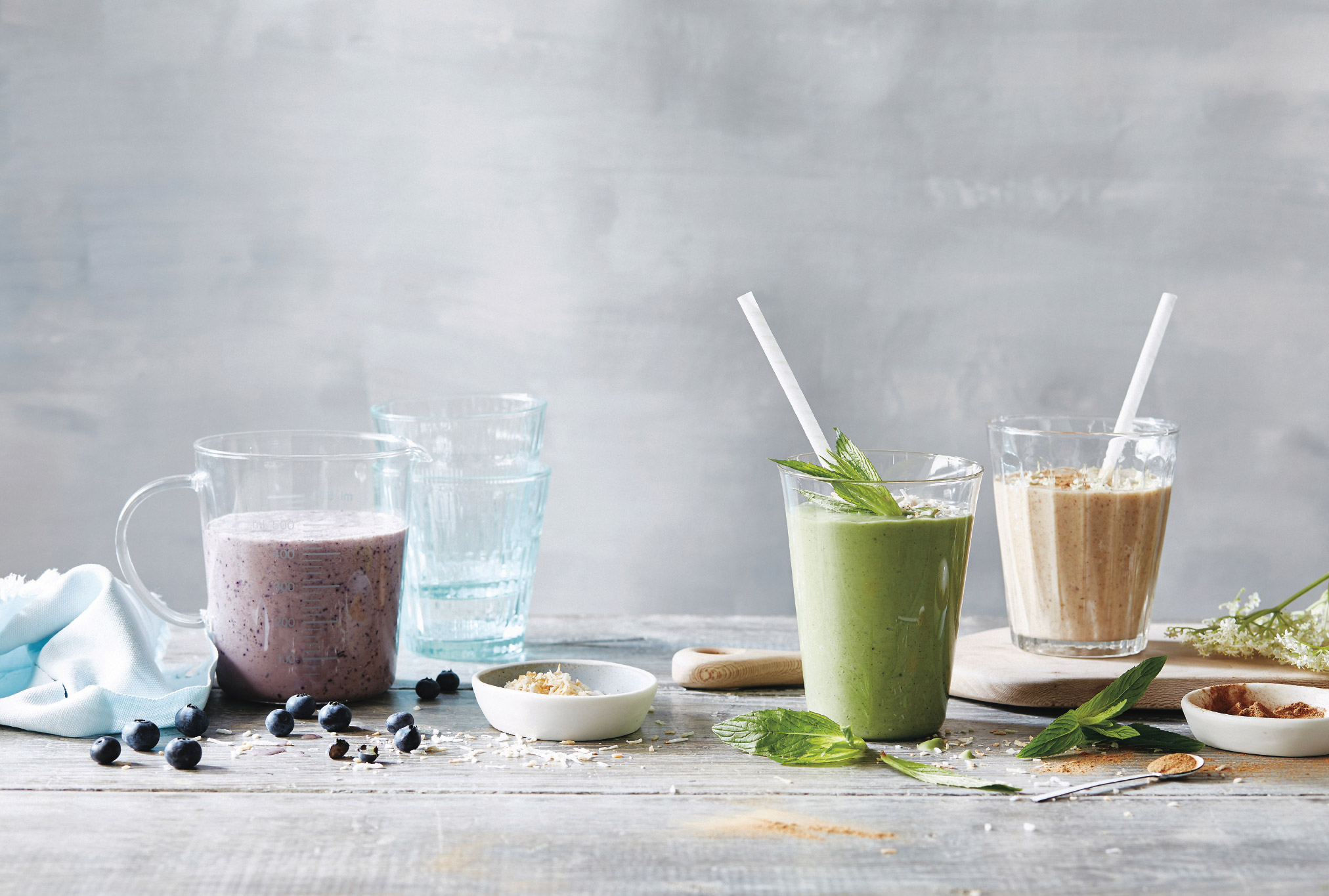 Magdalena Roze shares her three favourite smoothie recipes