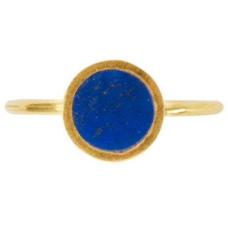 Pippa Small Haseen Ring With Lapis