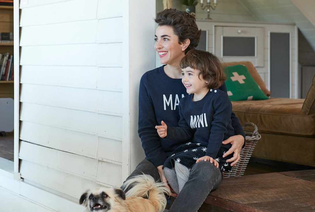 ATELIER X GRACE MAMA: Elise Pioch On Motherhood, Success and The Sweet Smell Of The Simple Life