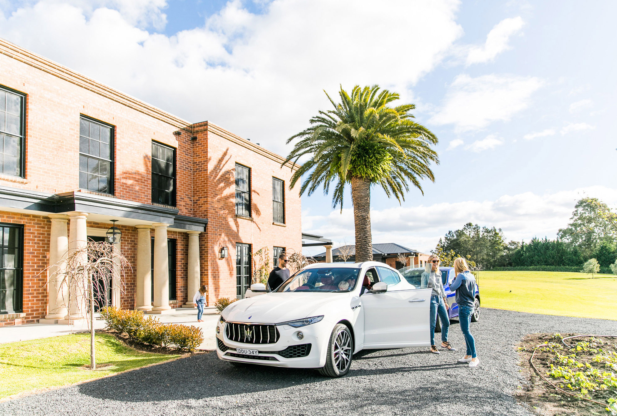 Georgie Abay Test Drives The Most Luxurious New SUV On The Market