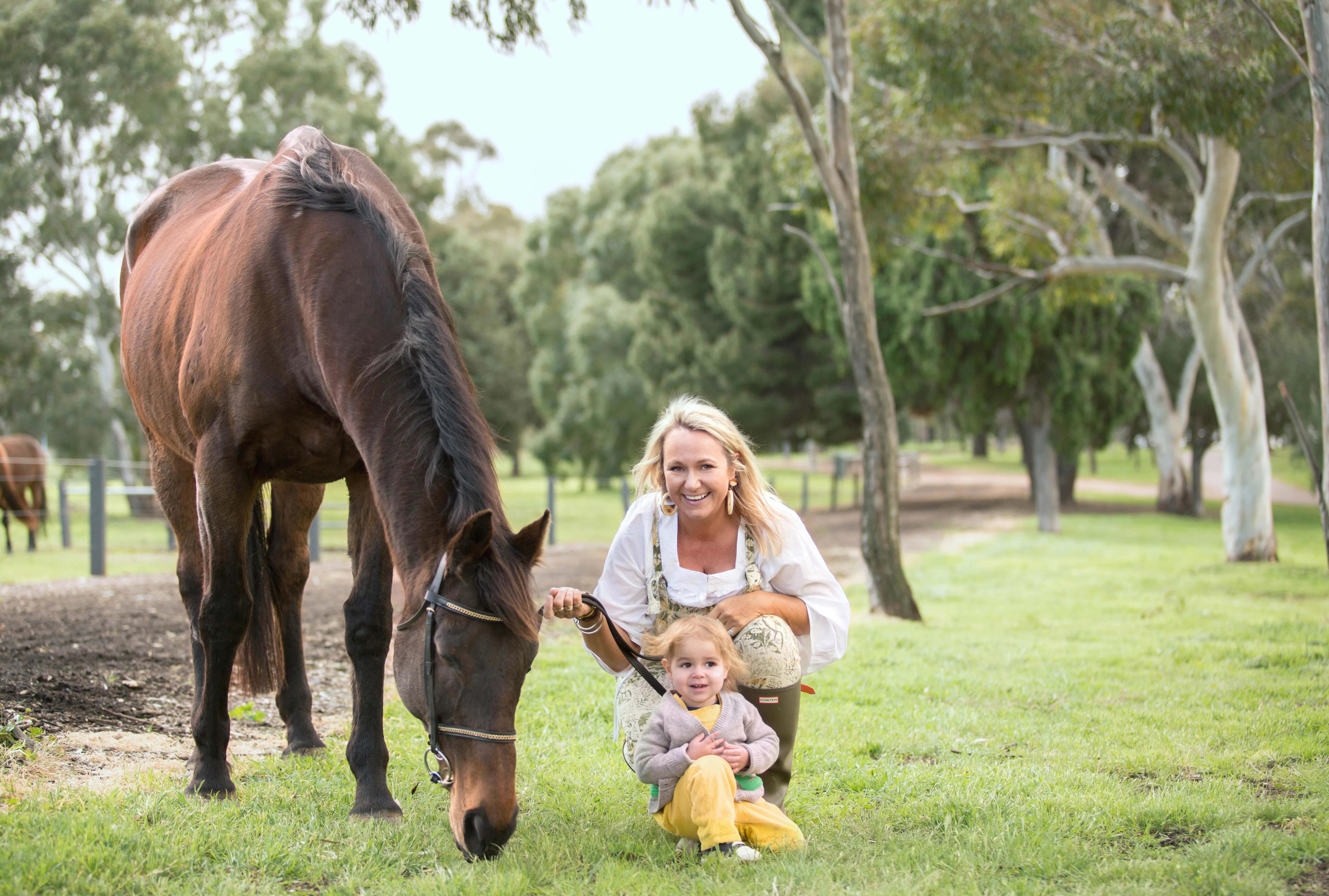 Fashion and Motherhood Go Hand-in-Hand For South Australian Designer BinnyWatson