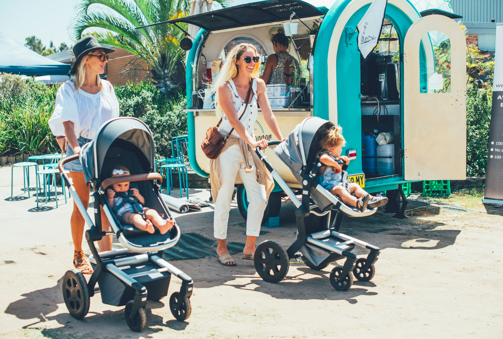 Are These The Sleekest Prams On The Market?