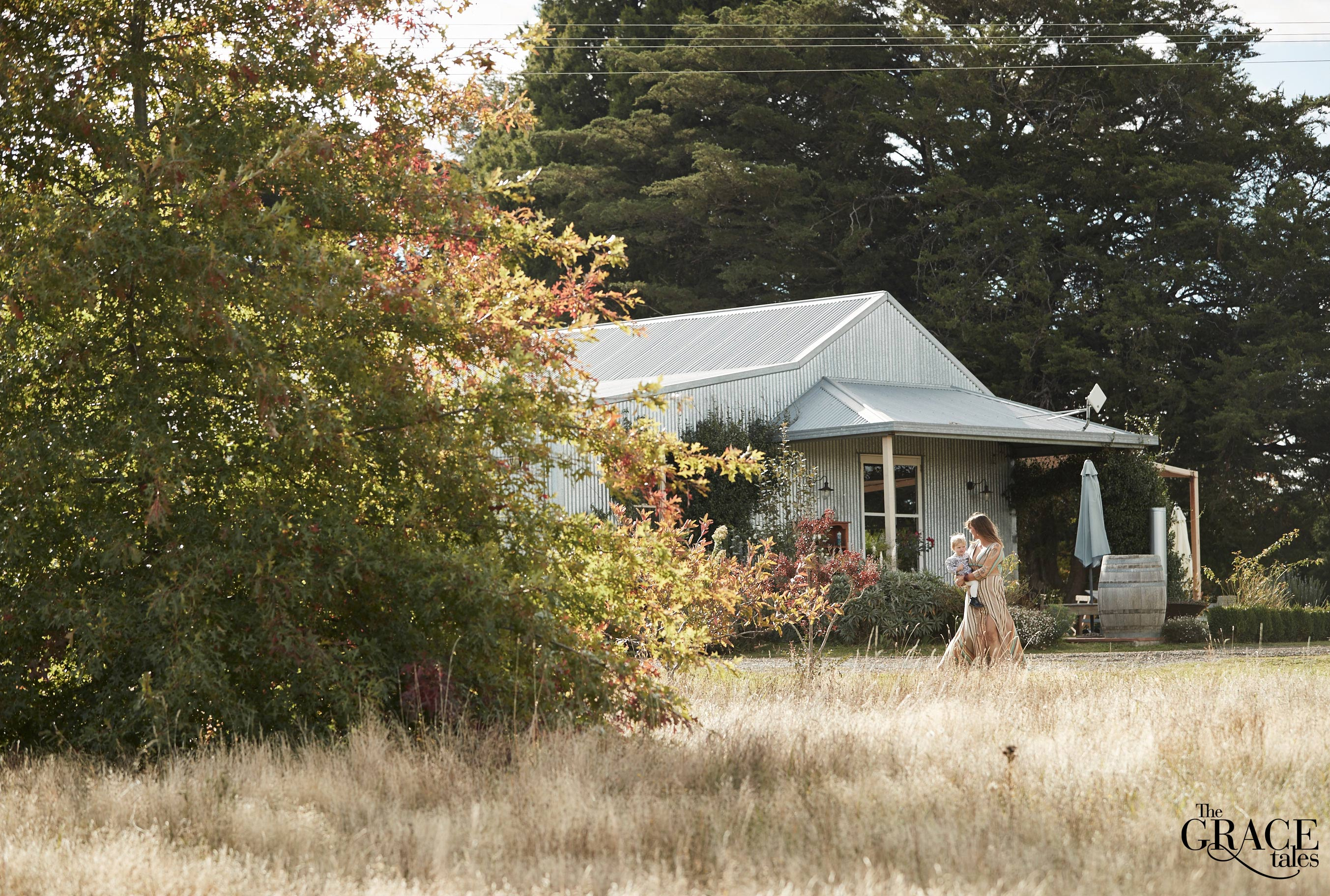Willa Arantz On Idyllic Country Life & Overcoming The Grief Of Losing A Child