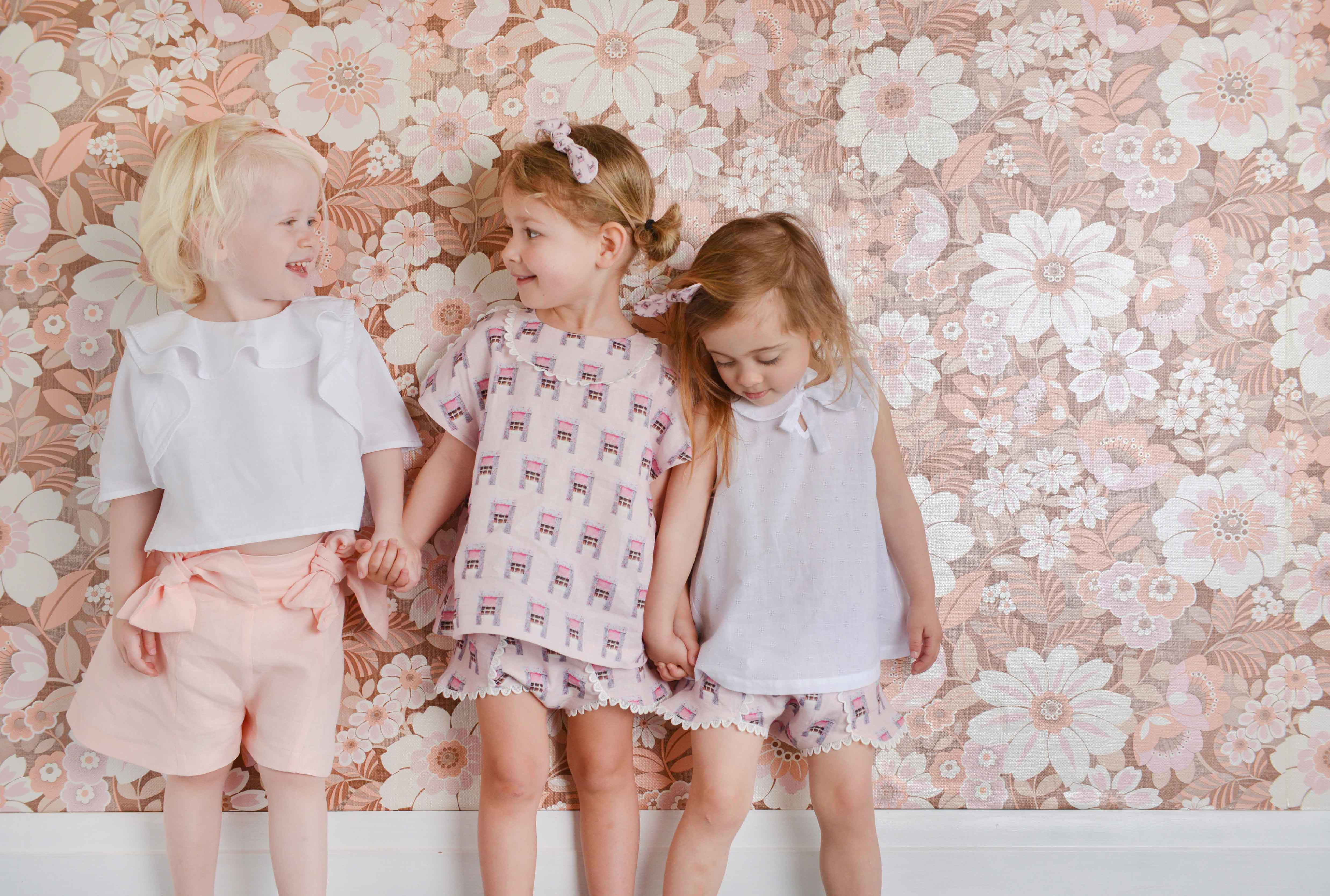 The Charming Childrenwear Line You'll Want Your Little Girl Wearing