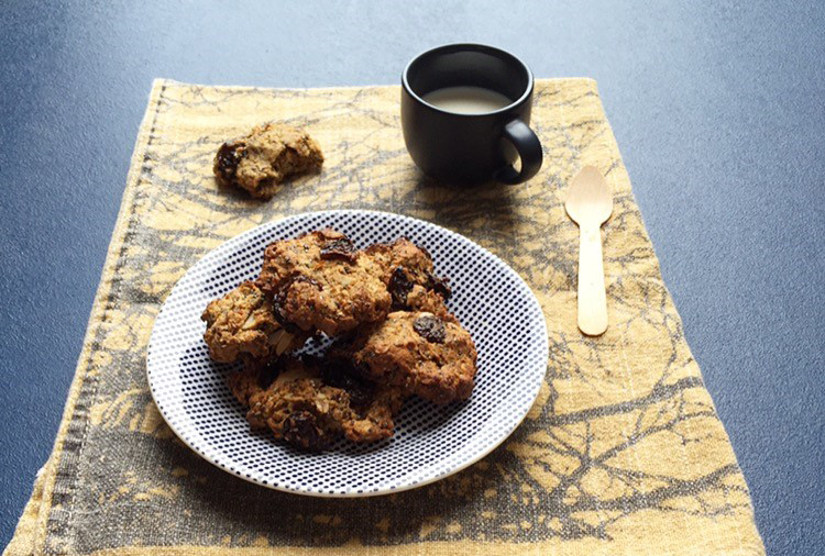 Cooking With Kids: Amie Harper's Favourite Raisin Cookie Recipe