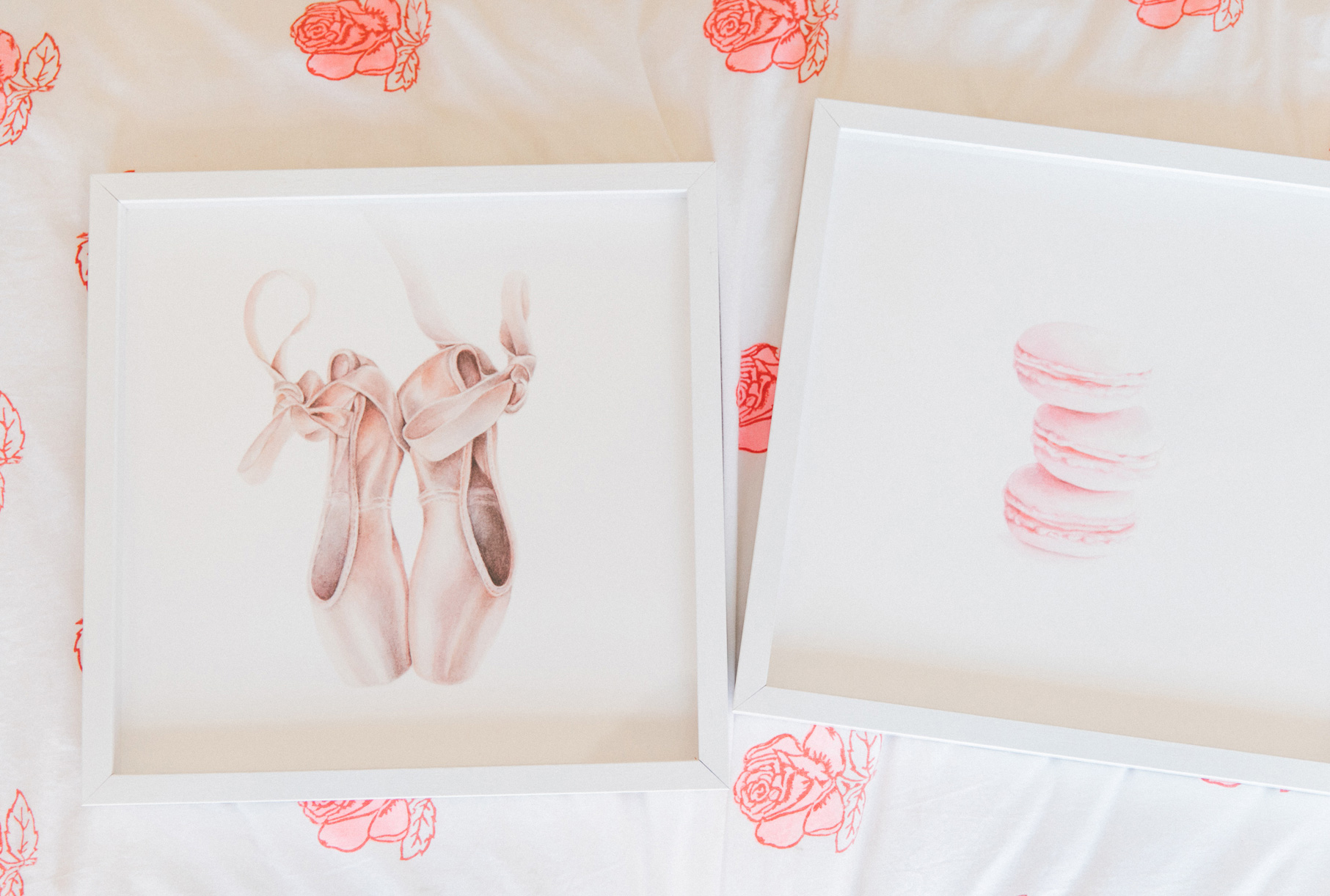 We've Discovered The Sweetest Prints For Your Child's Room