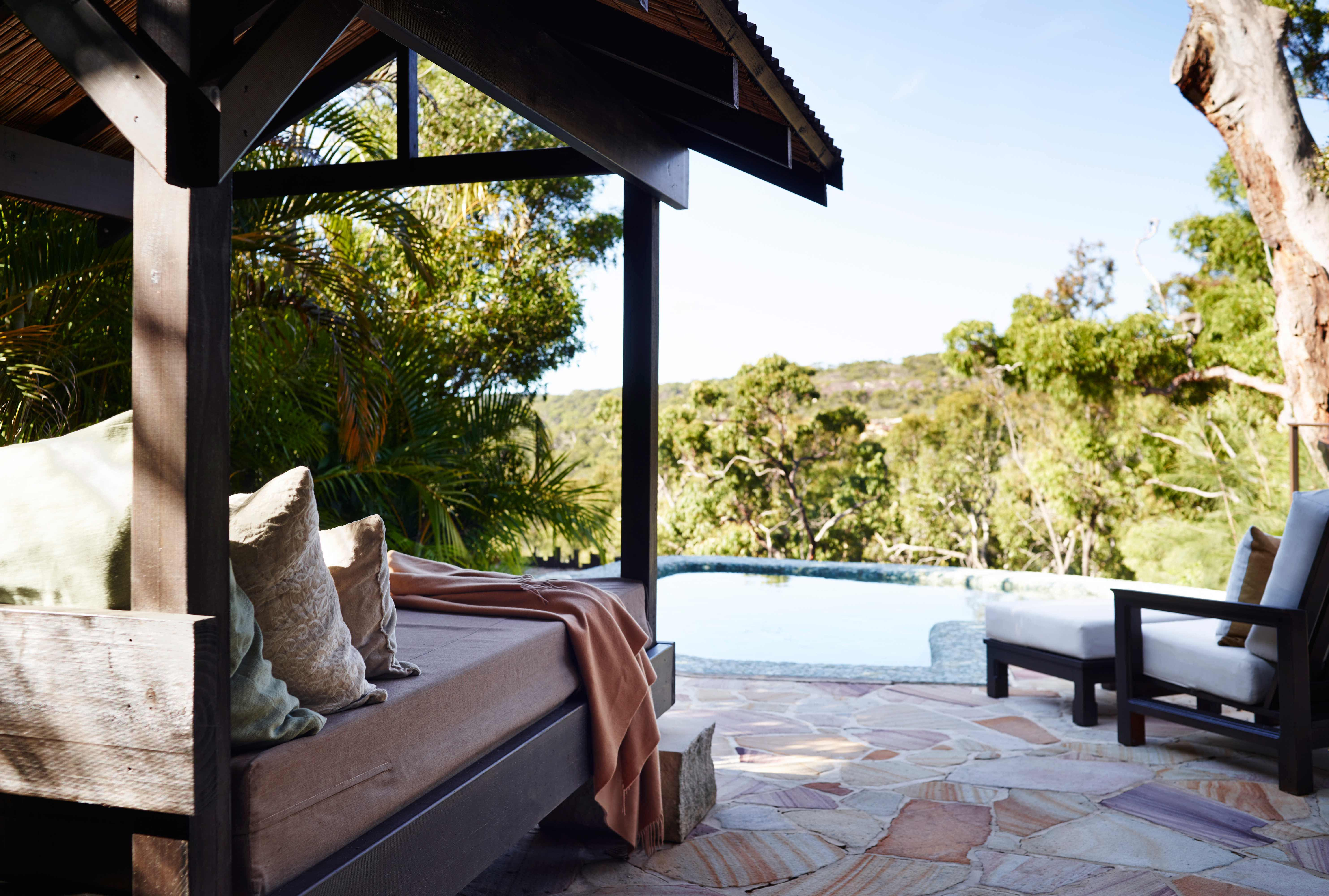 Editor Georgie Abay Visits One of Australia's Most Magical Guesthouses