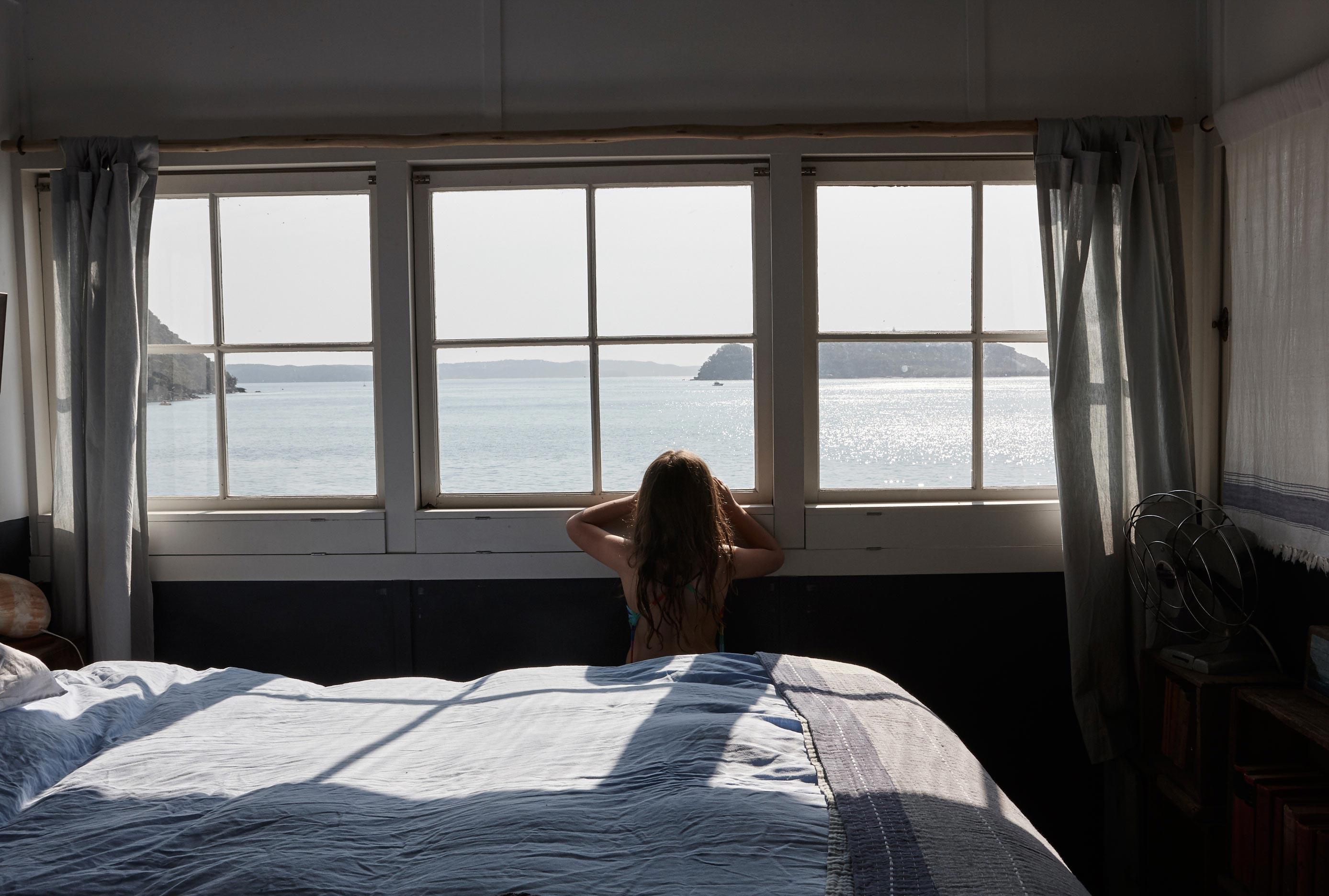 Photographer Julie Adams Spends The Weekend At Great Mackerel Beach