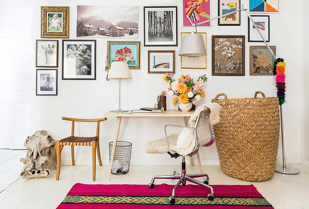 The 6 Decor Essentials For Your Home Office