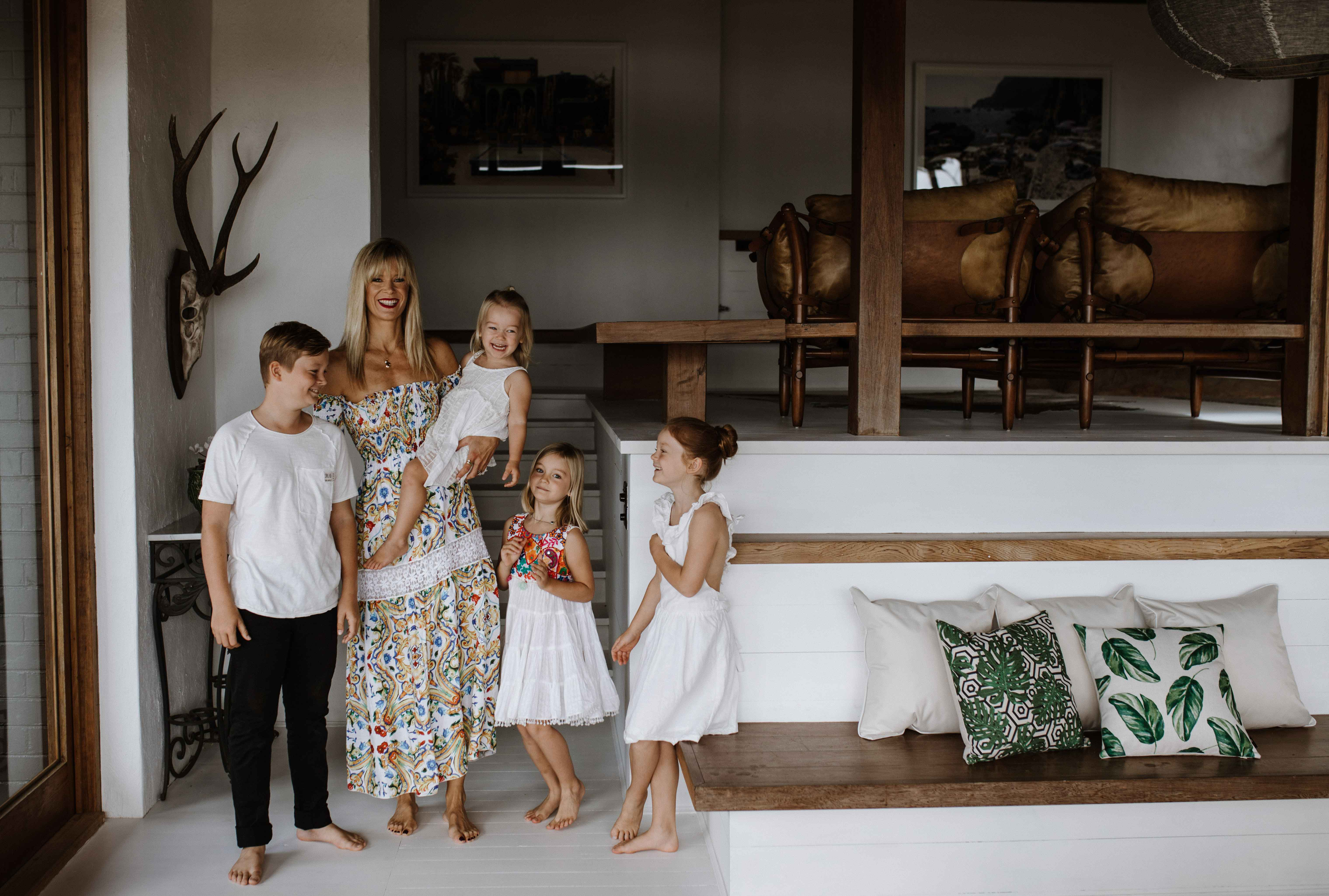 Olivia Babarczy On Family, Fashion & Interiors (And A Peek Inside Her New Beachside Abode)