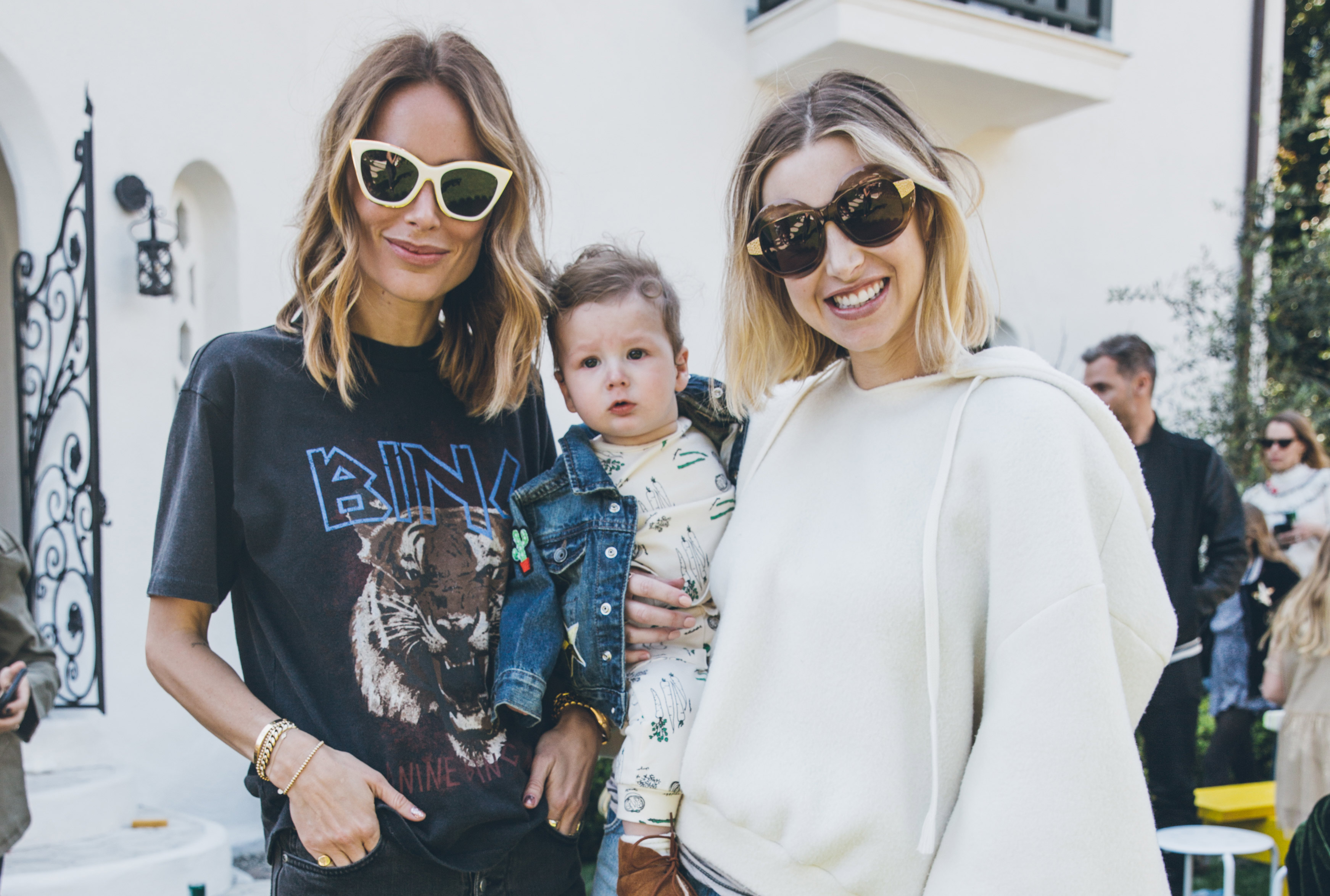A Day in the Life of Anine Bing (And The Lowdown On Her New Kidswear Line)