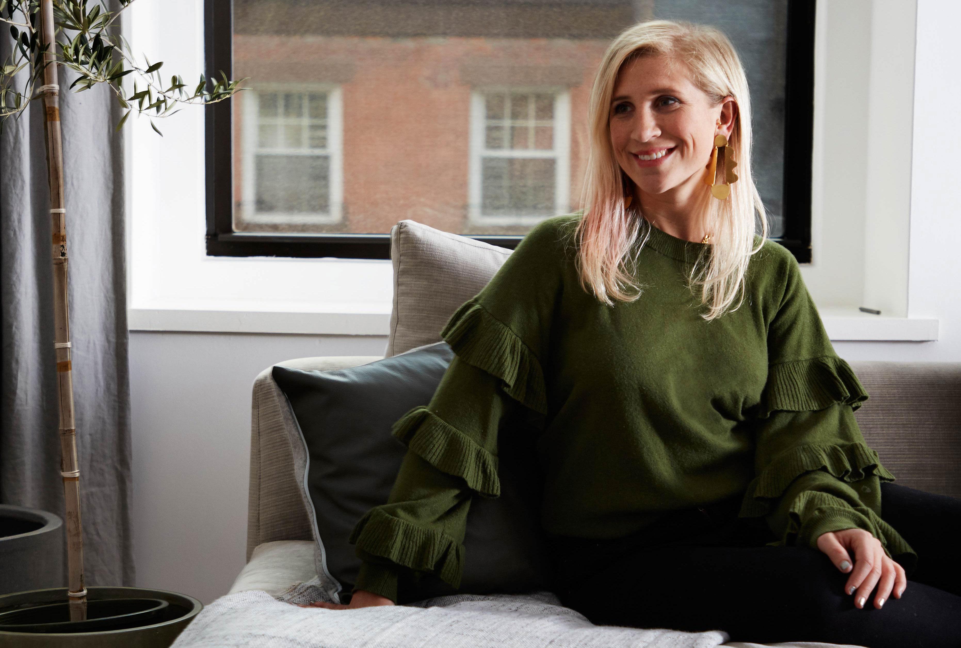 The Tale of Interior Designer Tali Roth