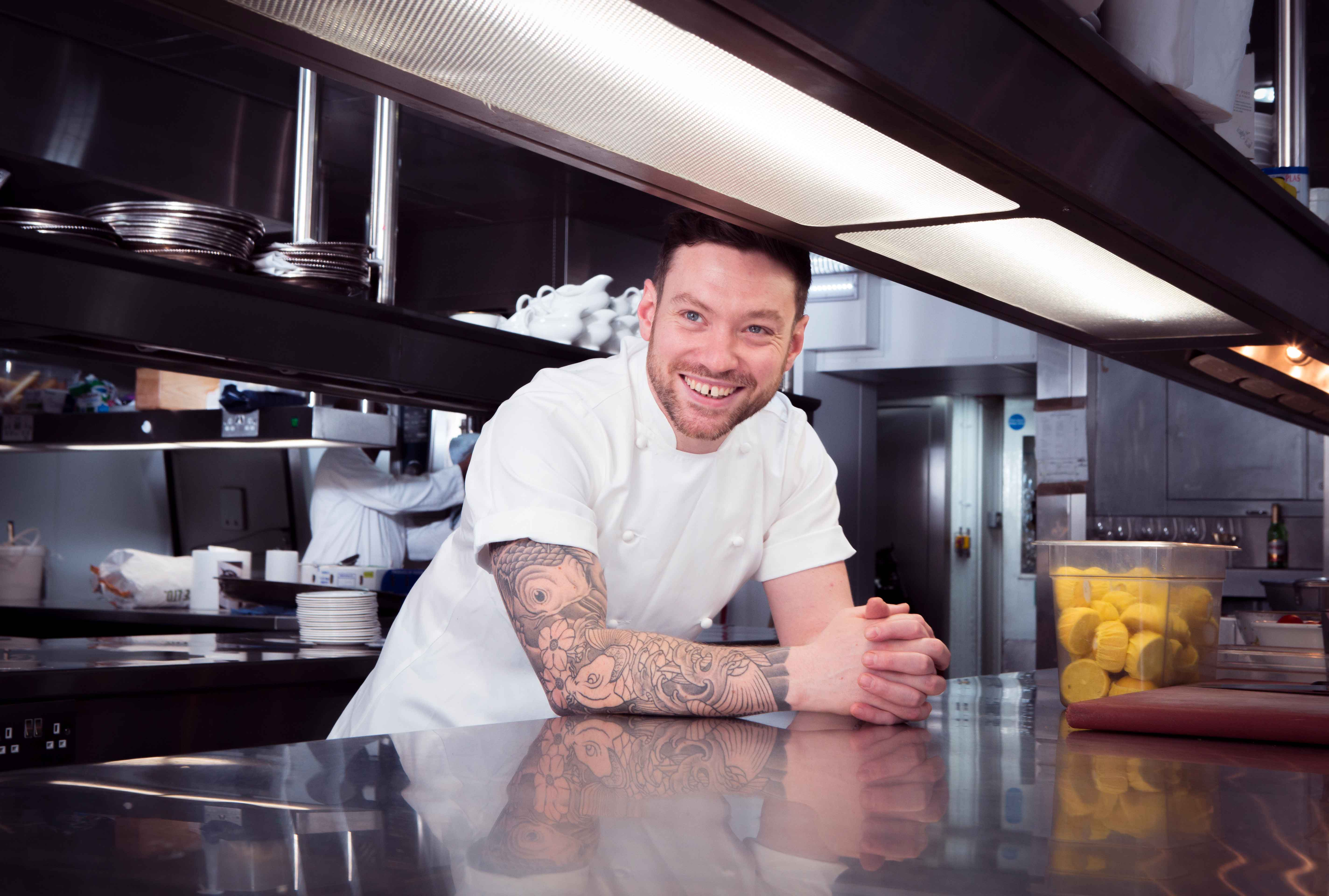 TV Chef Dan Doherty's Perfect Father's Day Breakfast