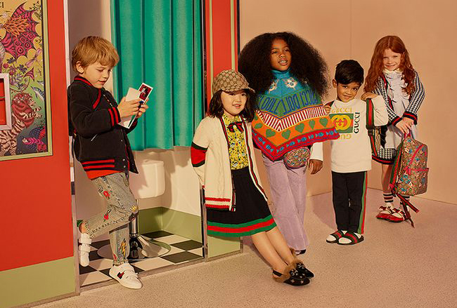 Our Top Ten From Net-A-Porter's New Gucci Childrenswear Pop-Up