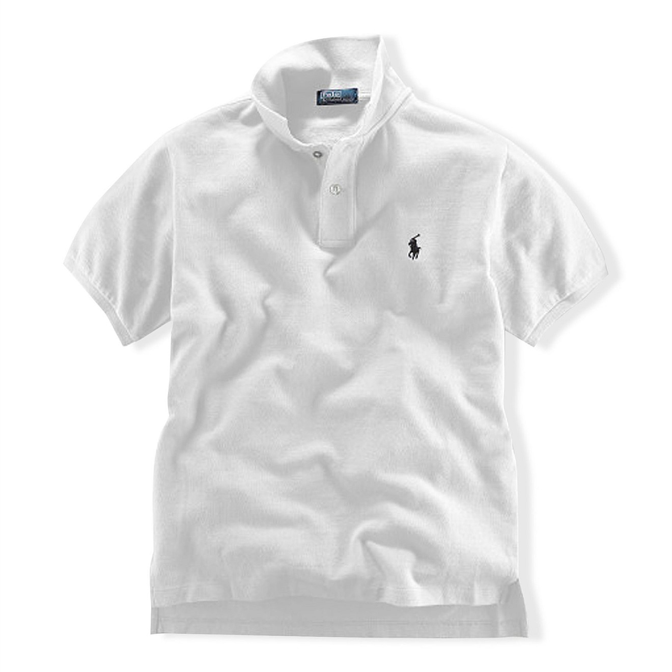 Polo Ralph Lauren Cotton Mesh Polo Shirt -Kids