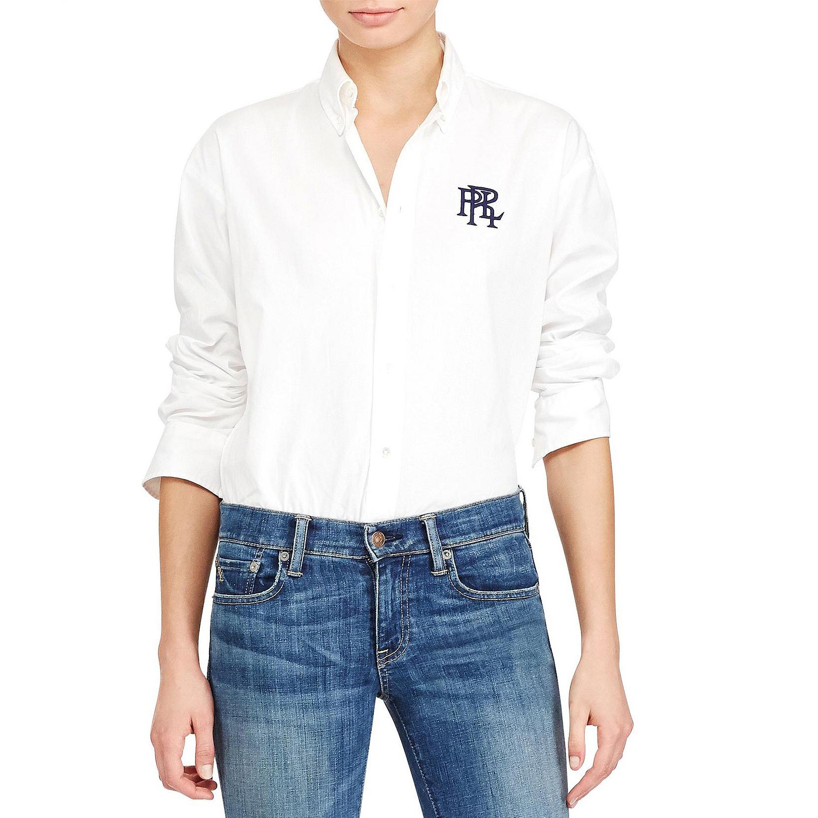 Ralph Lauren Elle Long Sleeve Shirt