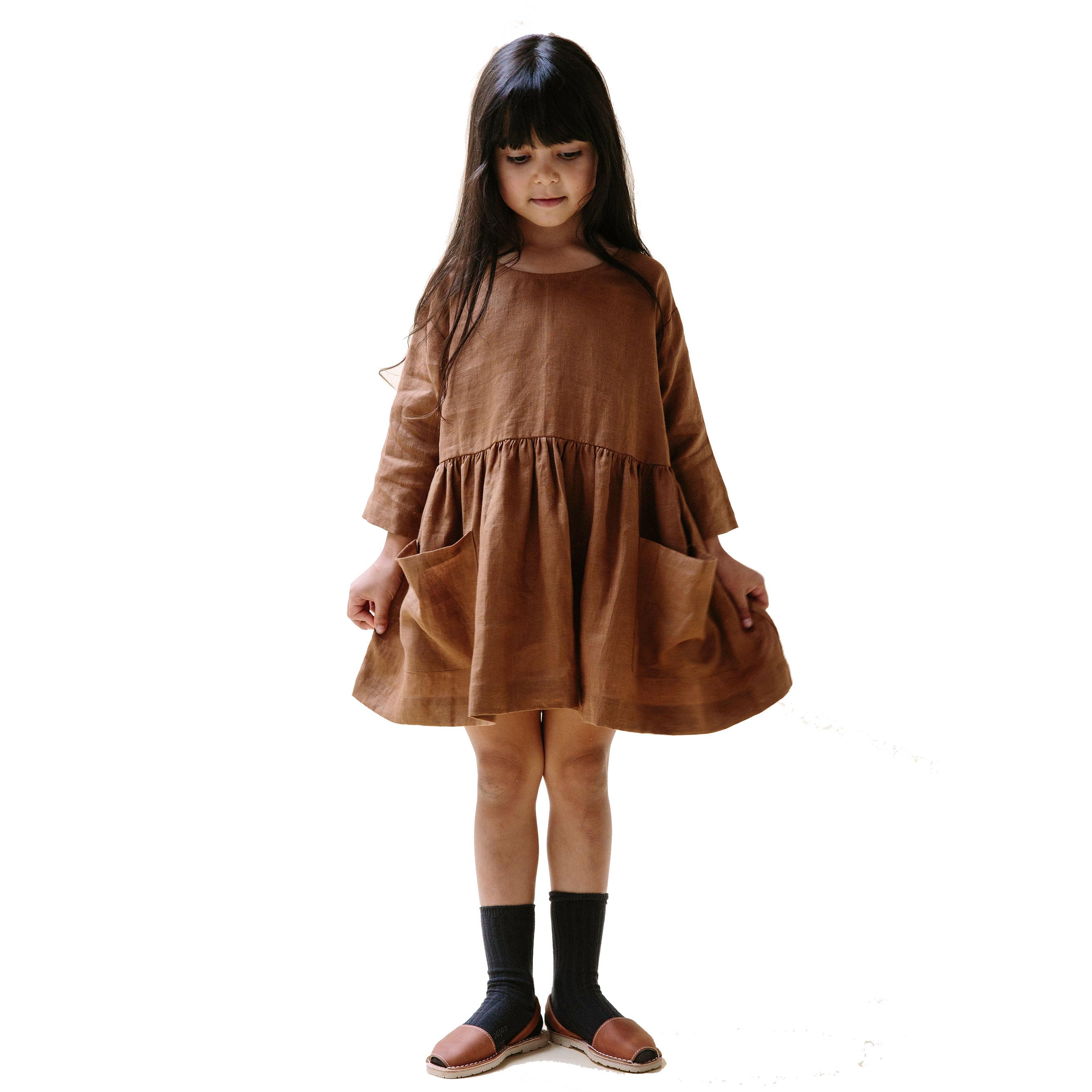 Daughter Mara Dress Earth