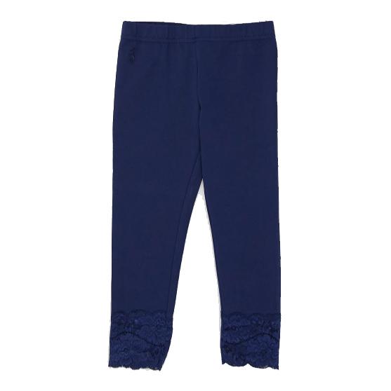 Polo Ralph Lauren Jersey Lace Leggings – Kids