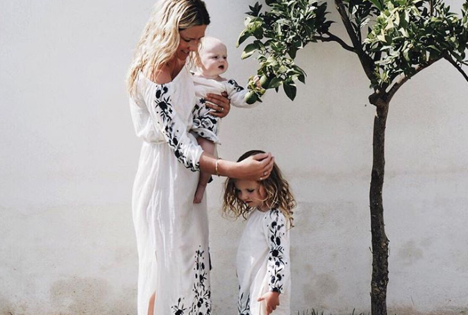 Ashley Wilson From A Mother's Edit on Personal Style, High-Street Shopping and Postnatal Anxiety