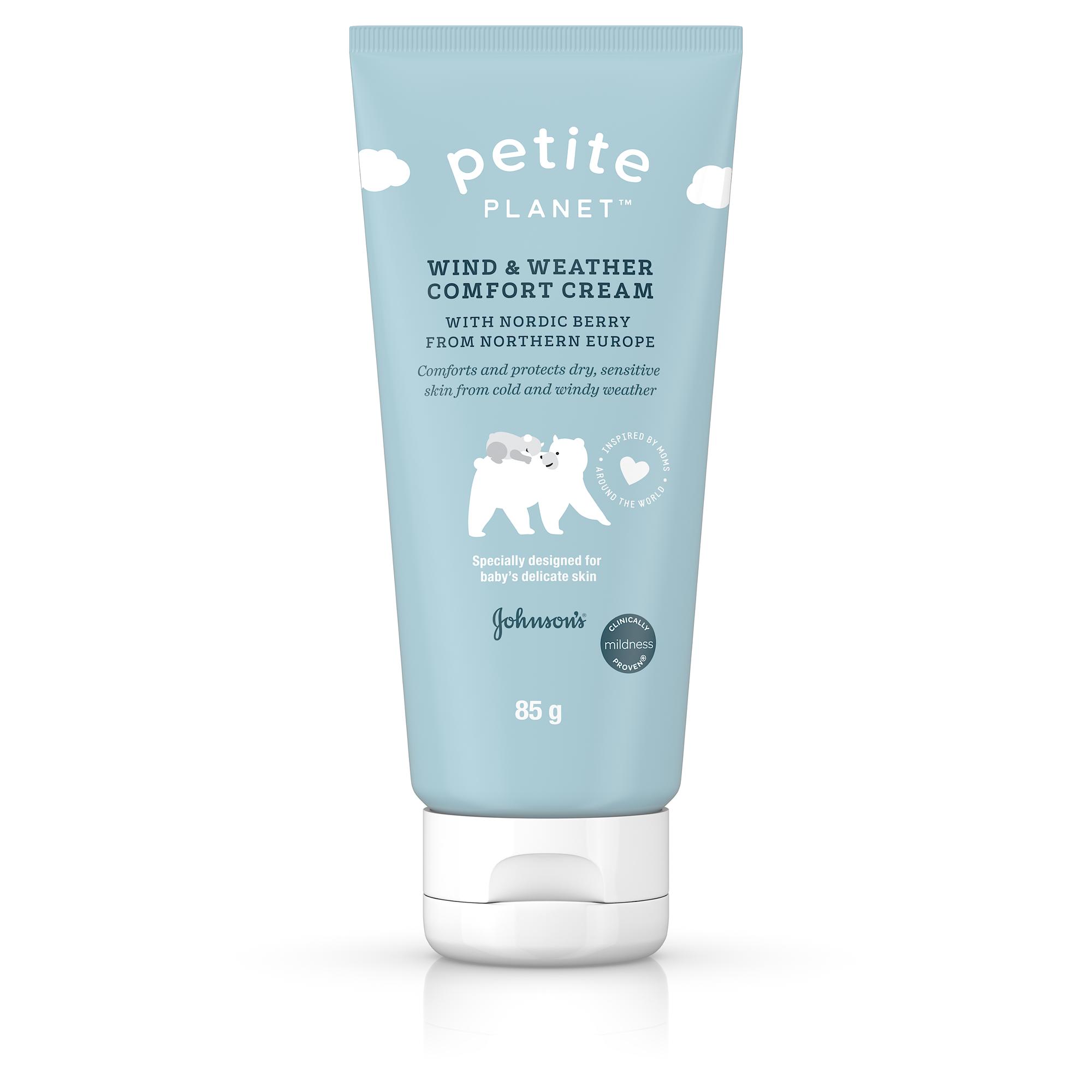 Petite Planet Moisturising Face & Hand Cream