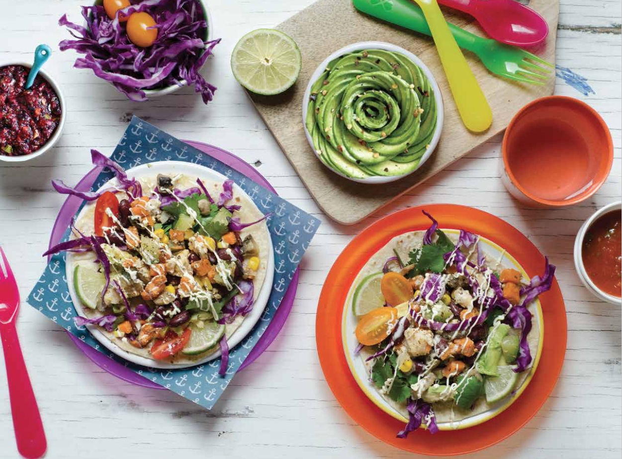 Seriously Tasty Fish Tacos The Whole Family Will Love