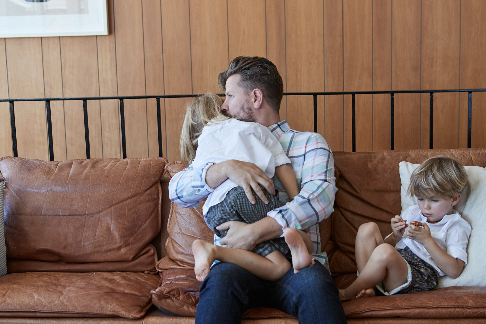 GRACE DADS: What 6 Fathers Would Tell Themselves Before They Had Kids