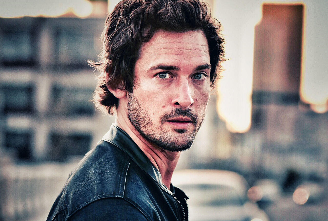 GRACE DADS: British Actor Will Kemp Shares a Father's Perspective on Parenthood