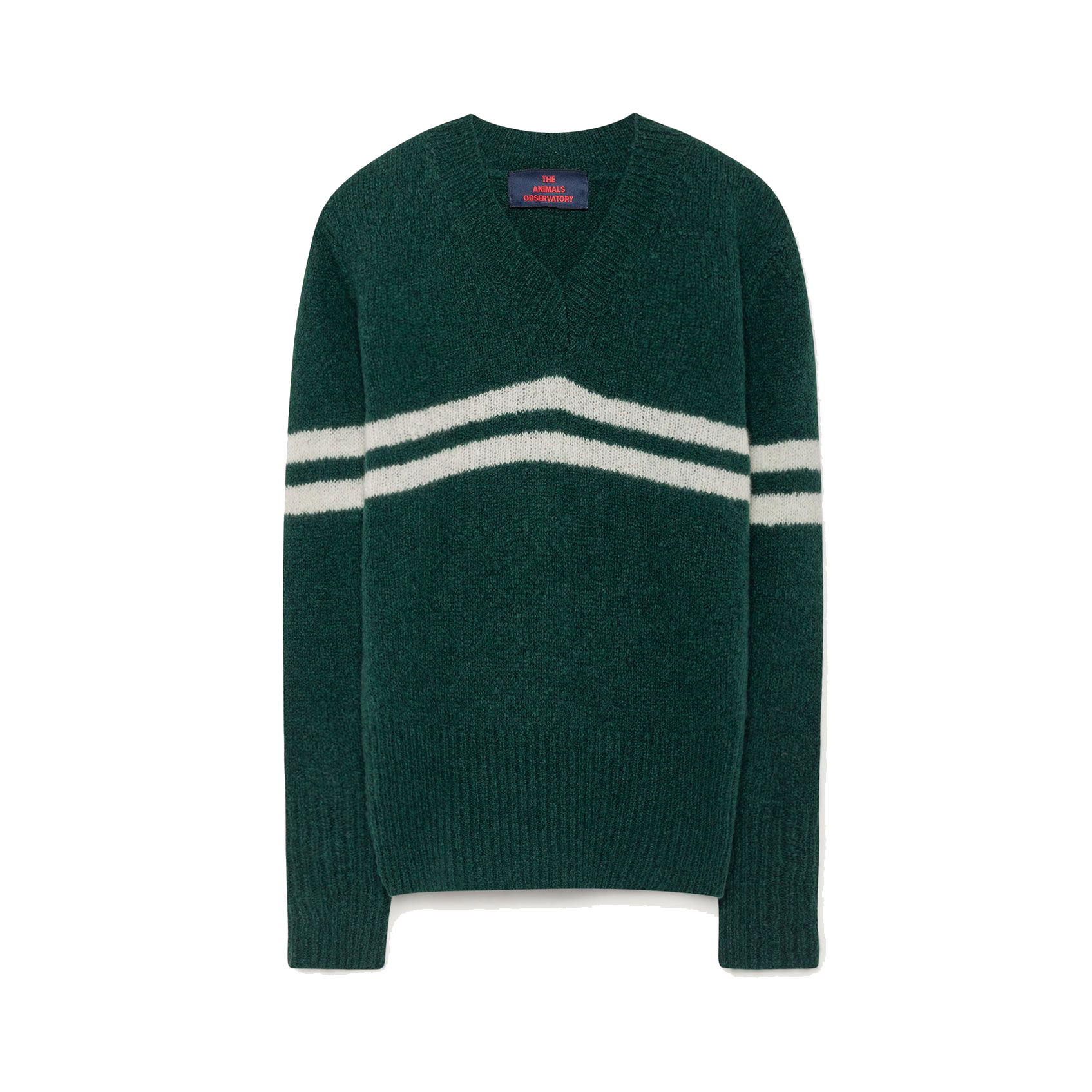 The Animals Observatory Green Toucan Sweater