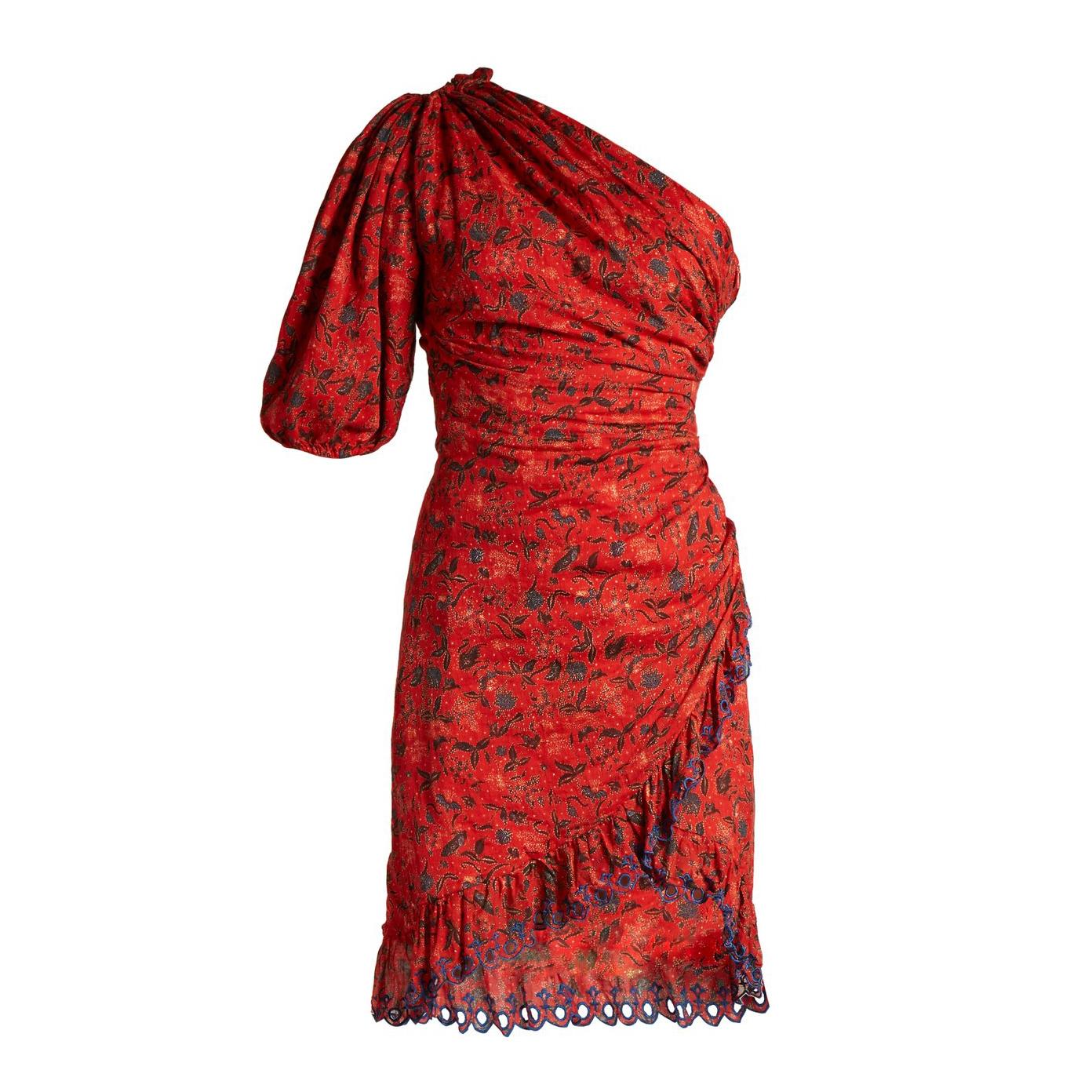 Isabel Marant Esther Floral Dress