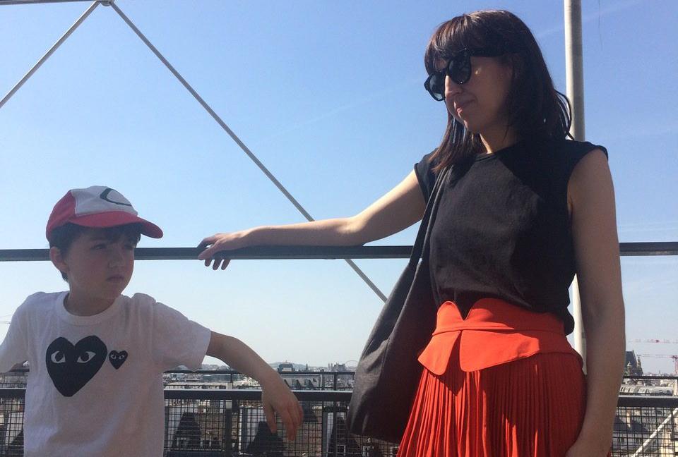 Stylist Sinead Allen Shea's Guide To Paris With Kids