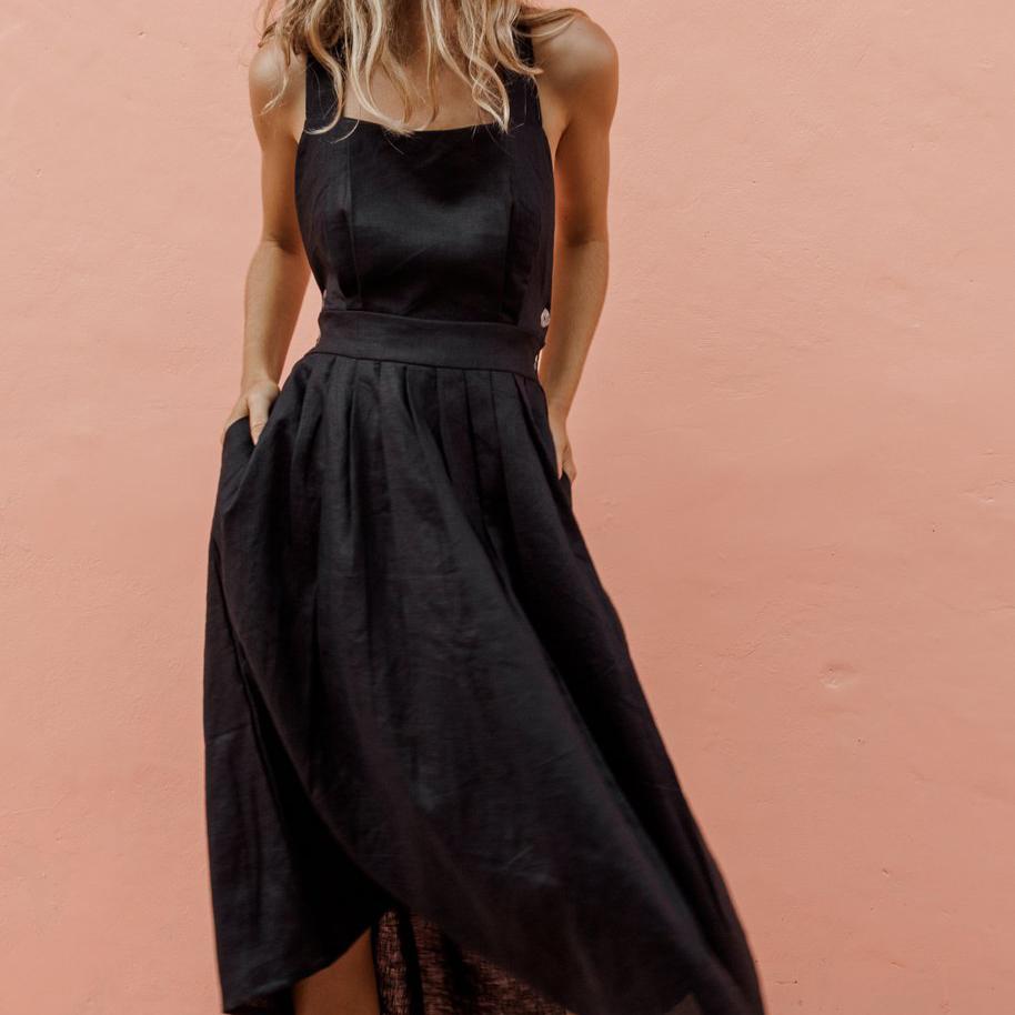 Posse Olivia Dress Black