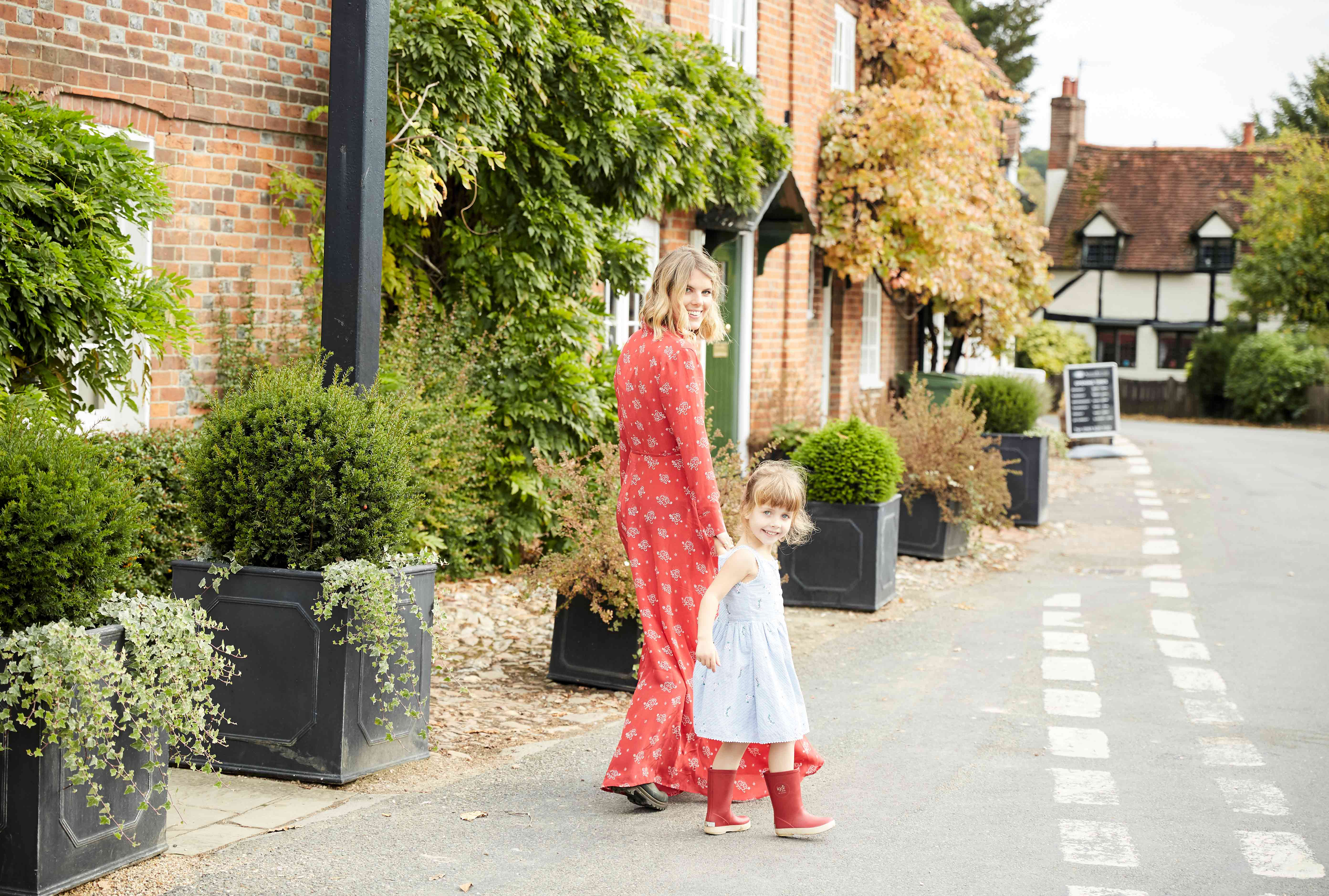 Our New London Columnist Ginnie Chadwyck-Healey On Life After Vogue