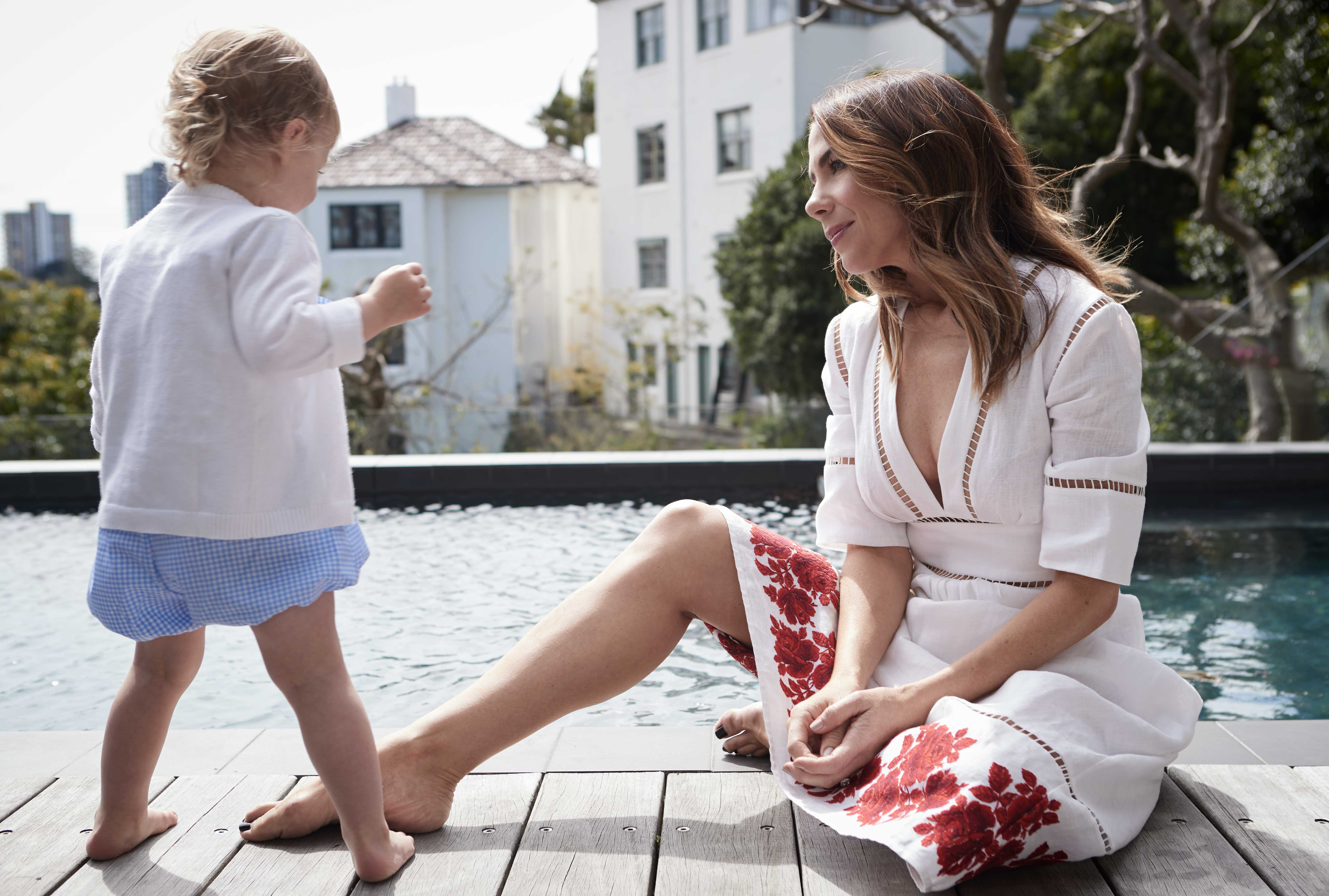 """Kate Ritchie on Motherhood, Stories and Why It's """"Not Just Scribble To Me."""""""