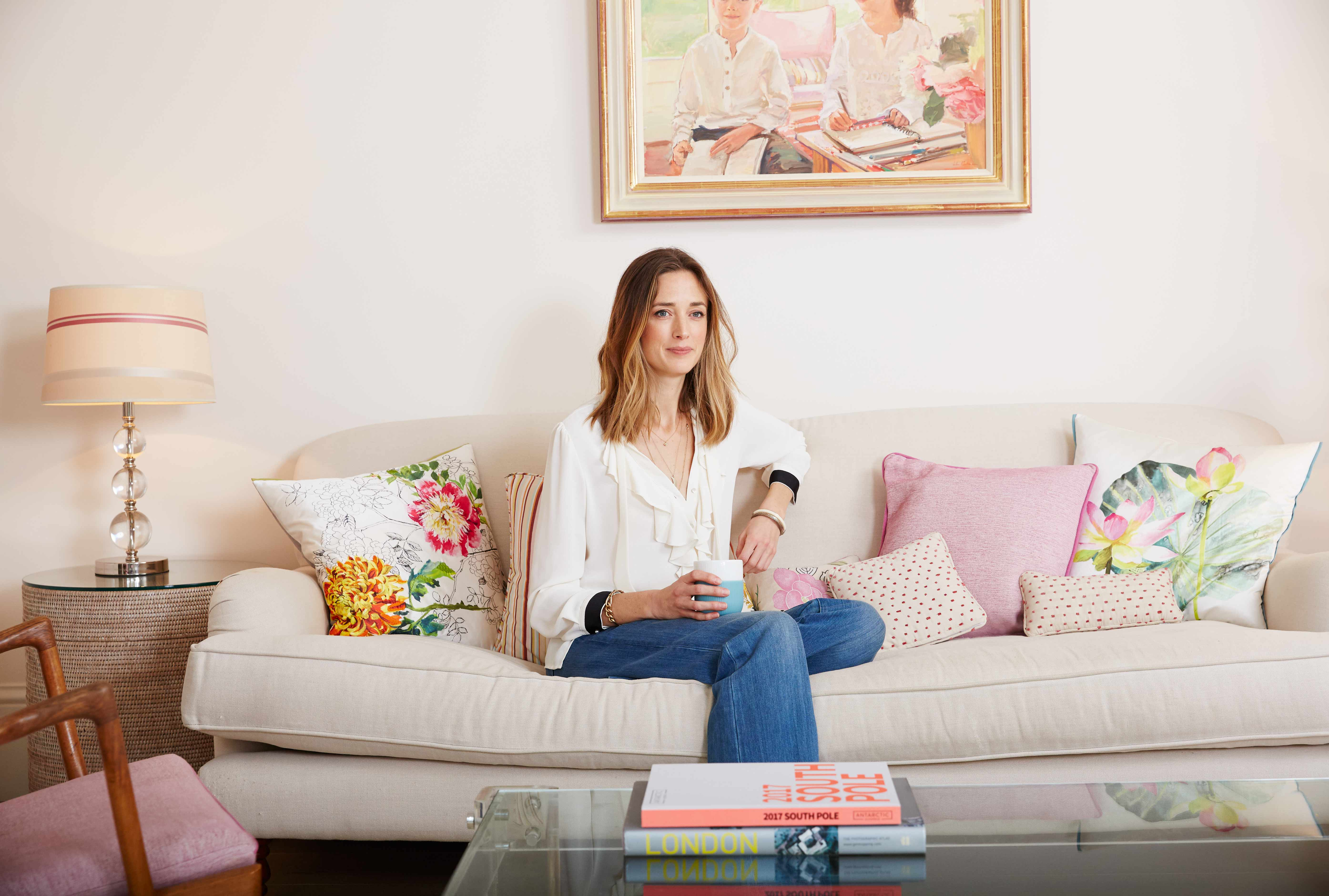 """Friends couldn't understand why I would want to start at the bottom again. It actually took becoming a mum to make the leap"" – Arabella Preston on Making a Career Change & Her Beauty Brand Votary"