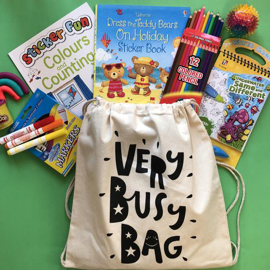 Very Busy Bag Mini