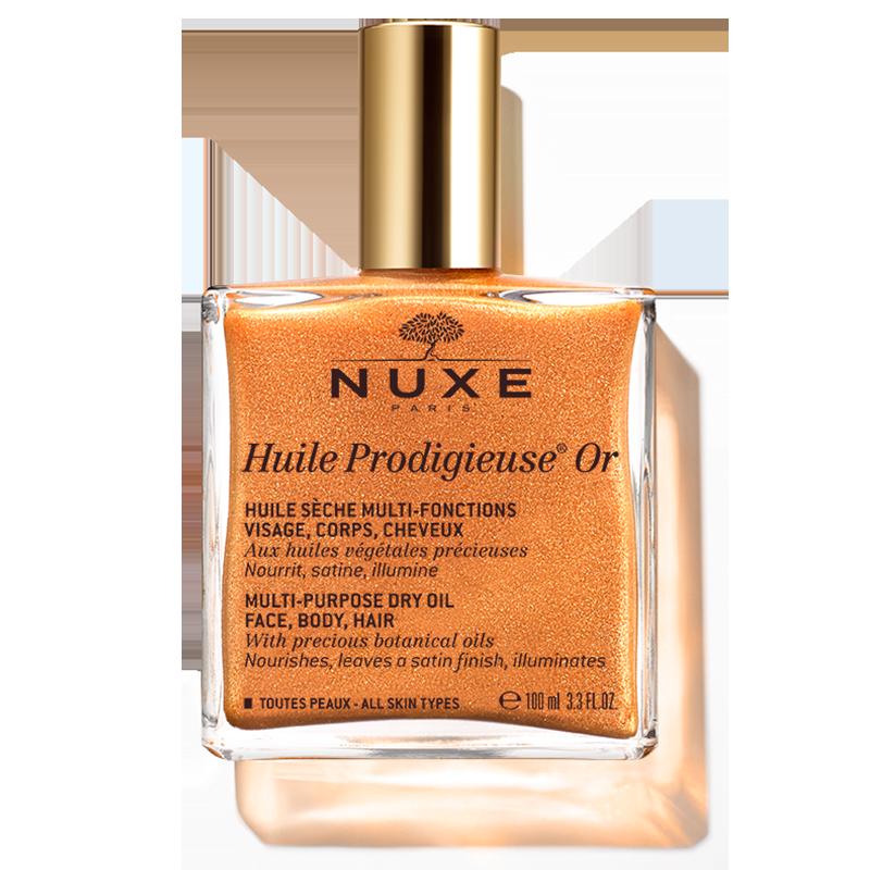 Nuxe Huile Prodigieuse Multi-Purpose Dry Golden Oil
