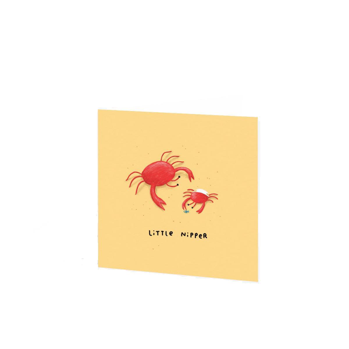 Papier Little Nipper Congratulations Card