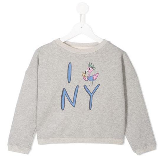 The Webster Kids Printed Sweatshirt
