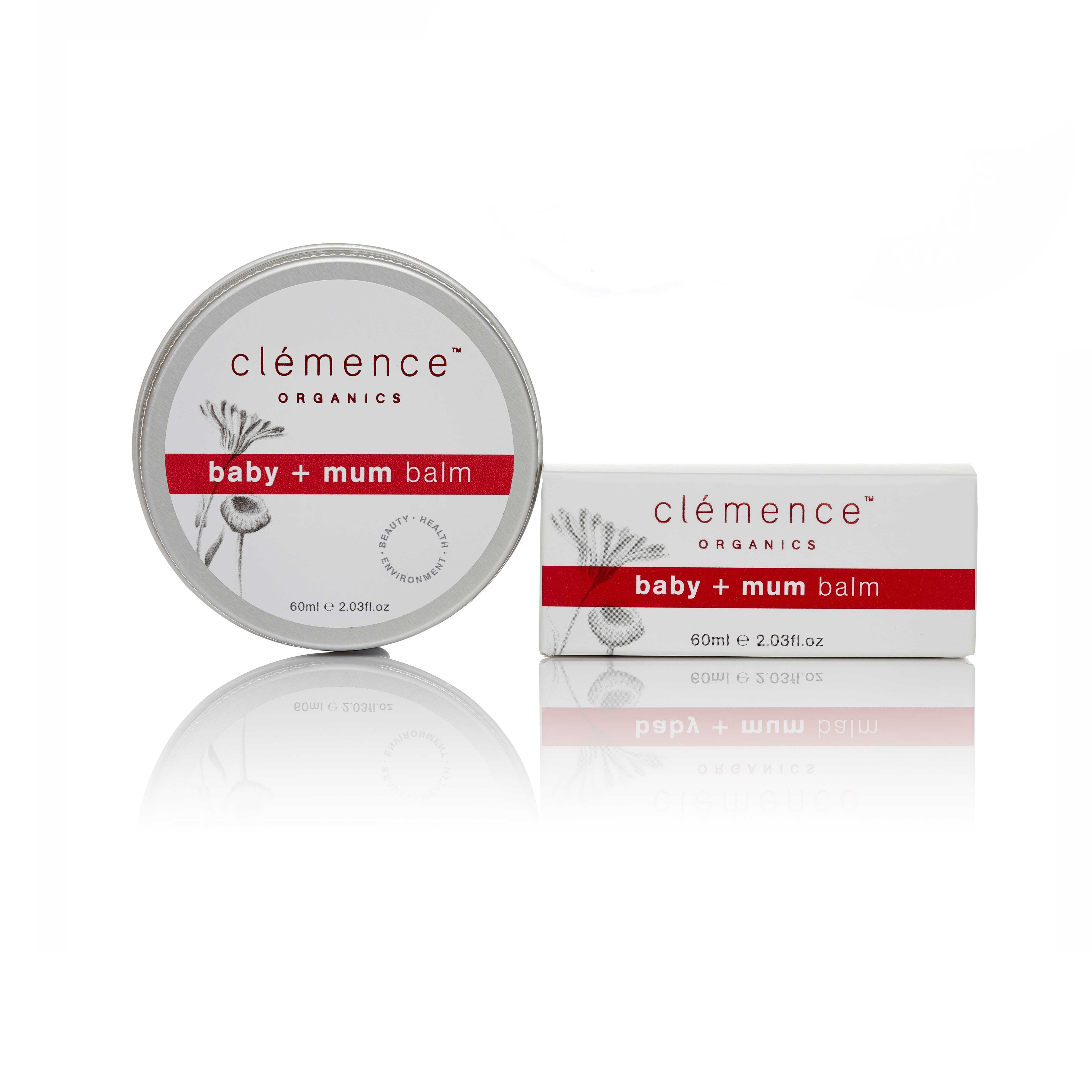 Clémence Organics 2 in 1 Face Scrub + Mask