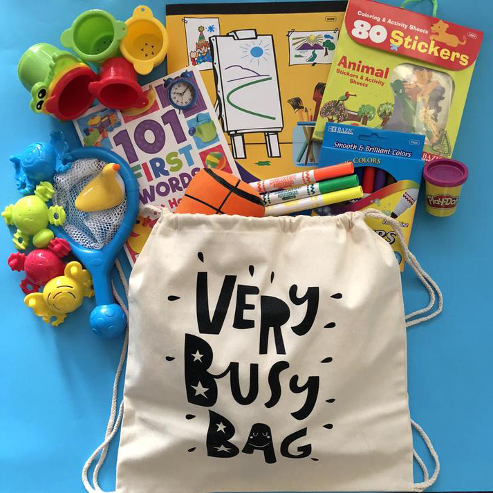 Very Busy Bag 1-2 Years Old
