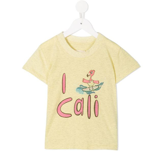 The Webster Kids Printed T-shirt