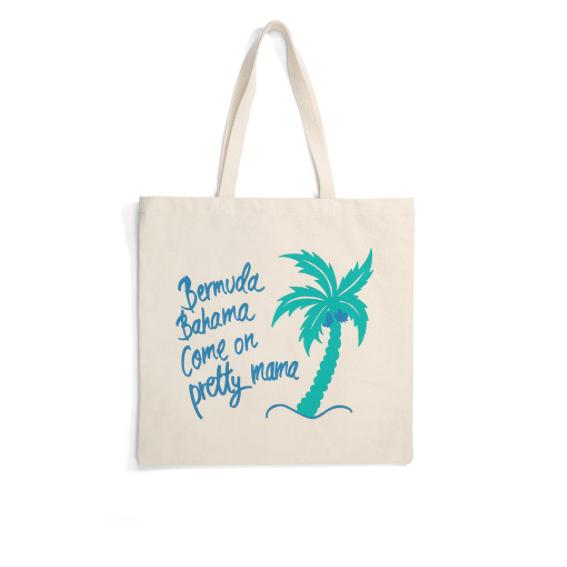 The Paradise Catcher x GRACE Tote Bag