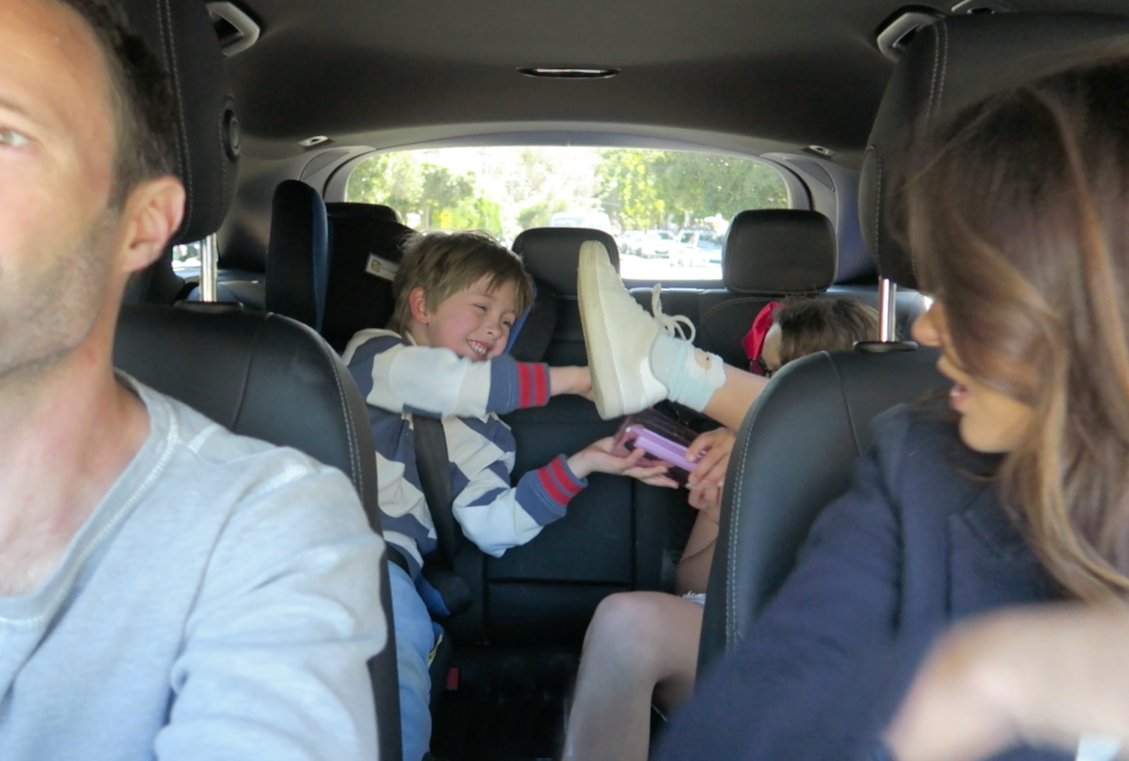 Going Mental Dealing With Kids Fighting in The Car? You Might Want to Know About The Backseat Carma