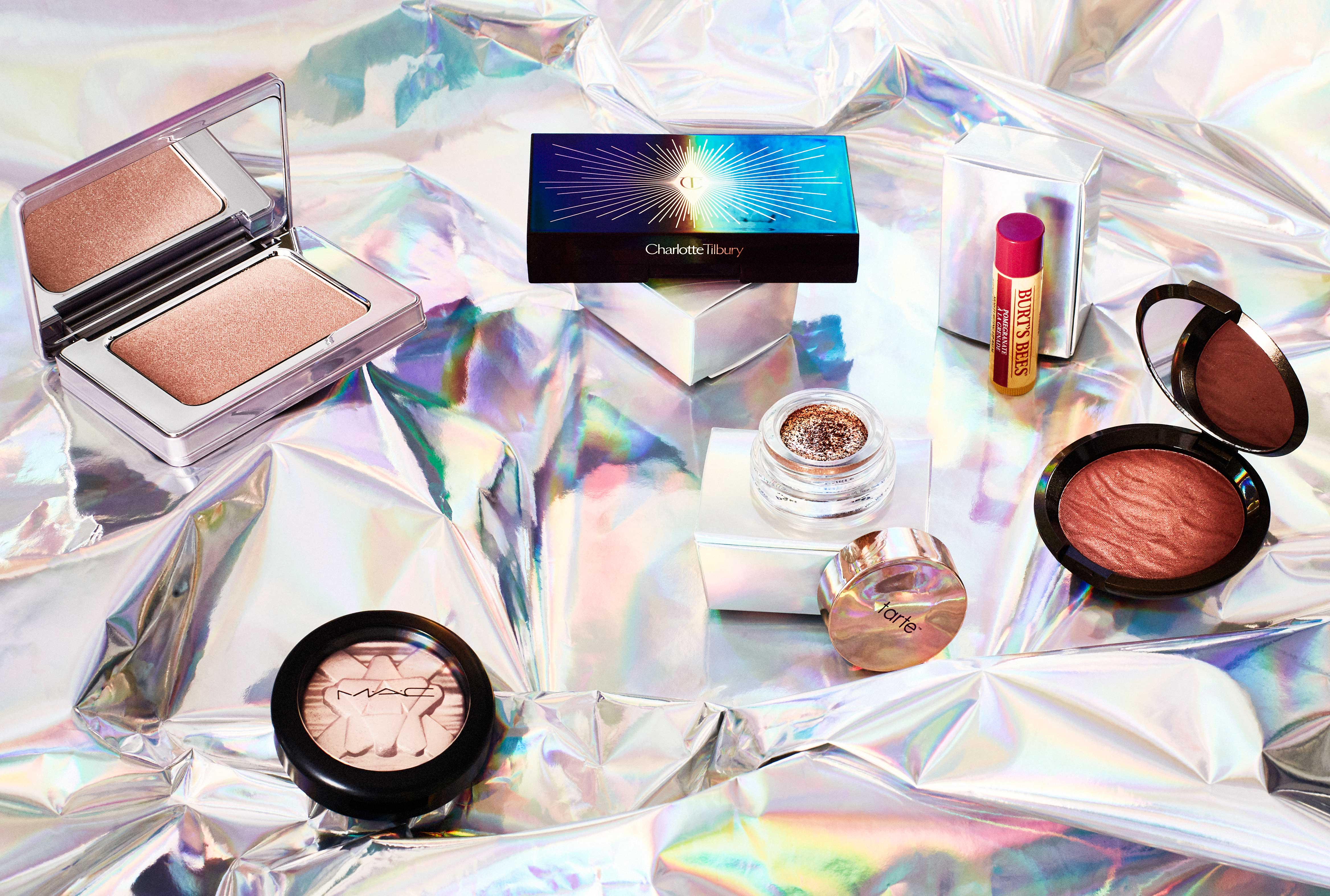 All We Want For Christmas Is Glowing Skin and Sparkling Make Up